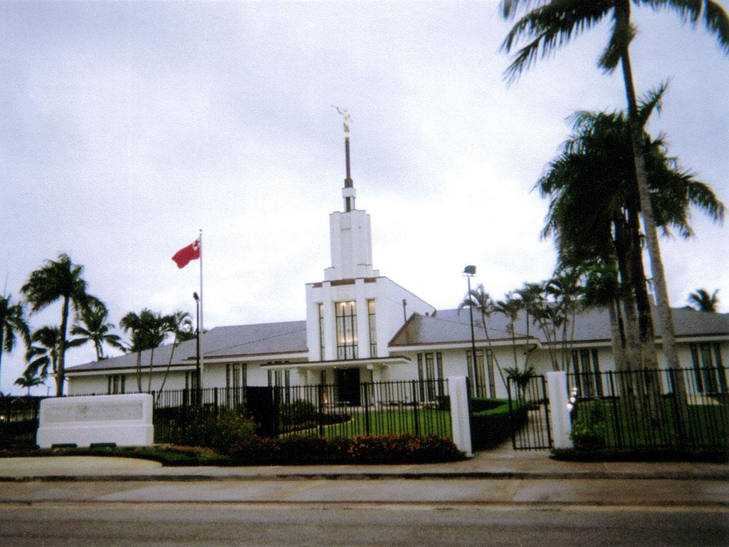 Tonga is the most Mormon country in the world, researchers say