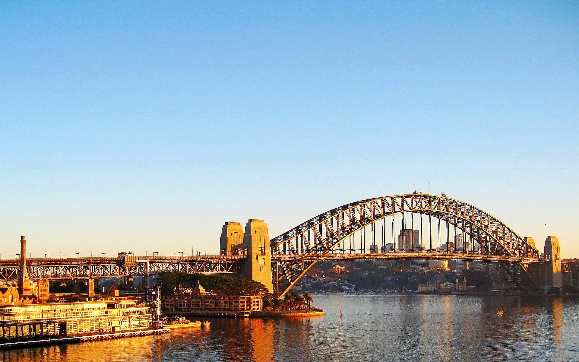 Sydney Harbour Bridge Holidays Wallpaper – Travel HD Wallpapers