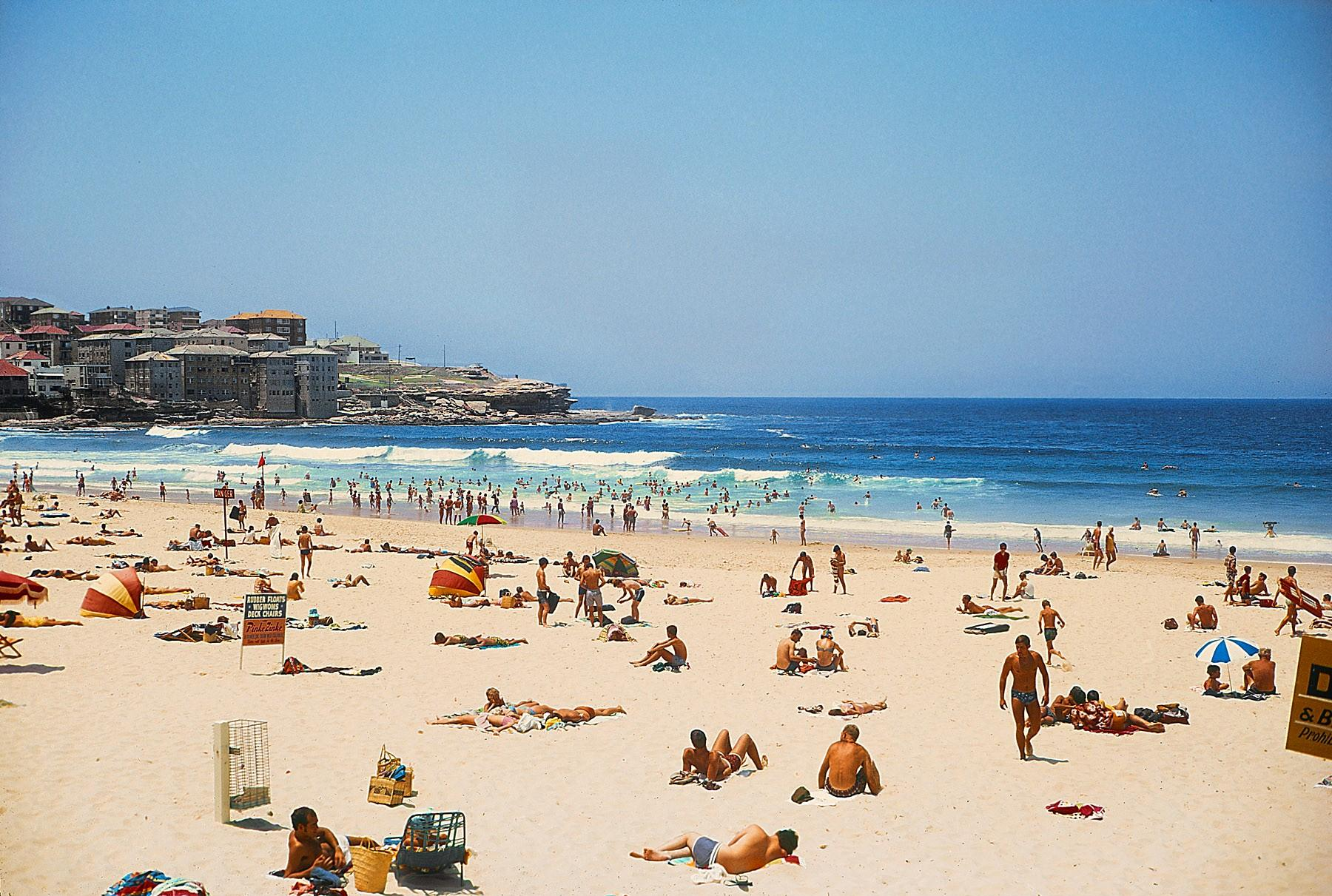 Bondi Beach in Sydney New South Wales HD Wallpapers | HD Wallpapers