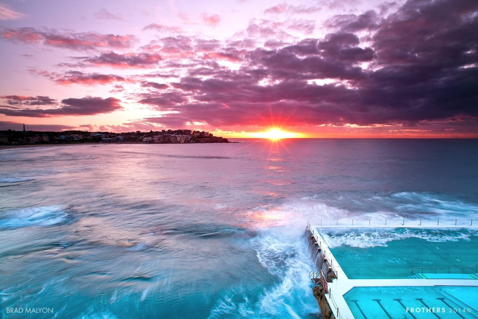 30 Very Beautiful Bondi Beach, Sydney Pictures And Photos