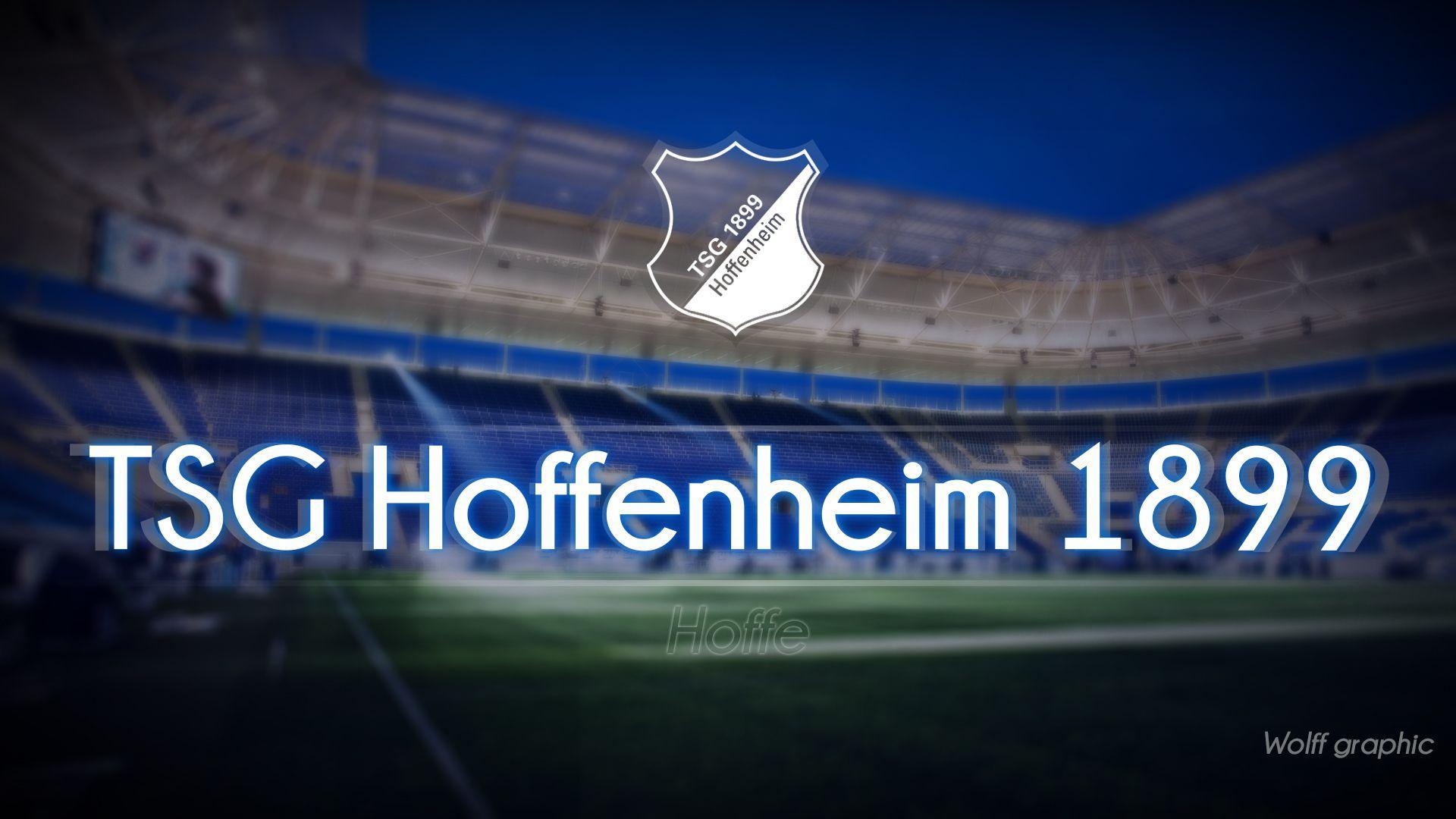 TSG 1899 Hoffenheim Teams Background 2