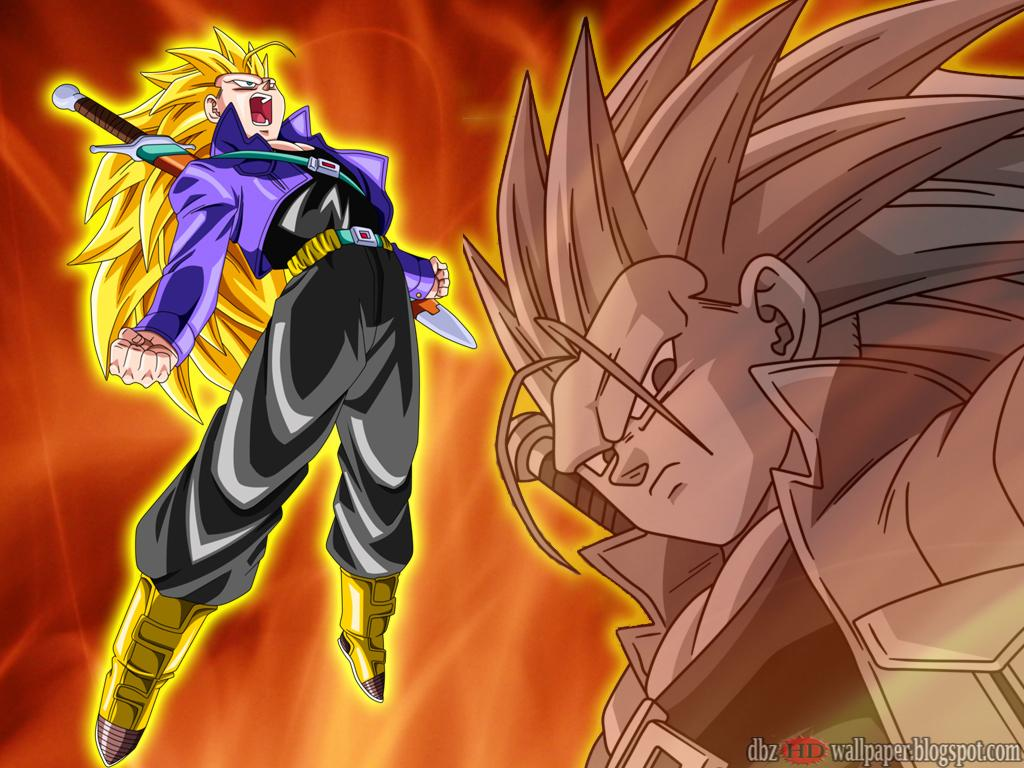 Dbz Super Saiyan Future Trunks Wallpapers Wallpaper Cave