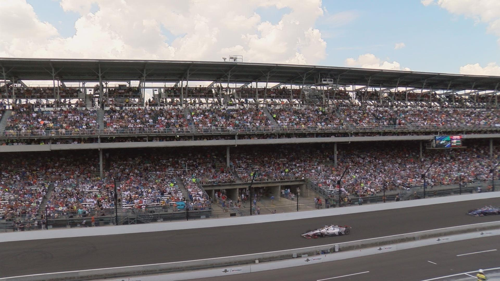 Body found in tent at Indianapolis Motor Speedway