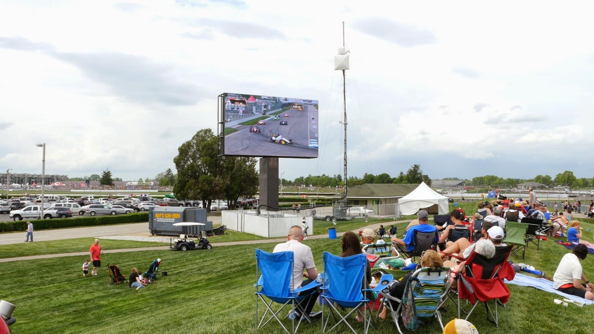 Panasonic, Indianapolis Motor Speedway Enhance the Indy Fan ...