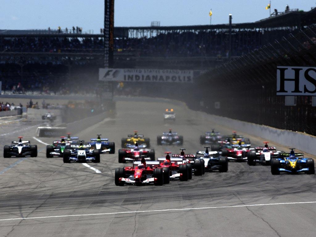 Indianapolis Motor Speedway, United States · RaceFans
