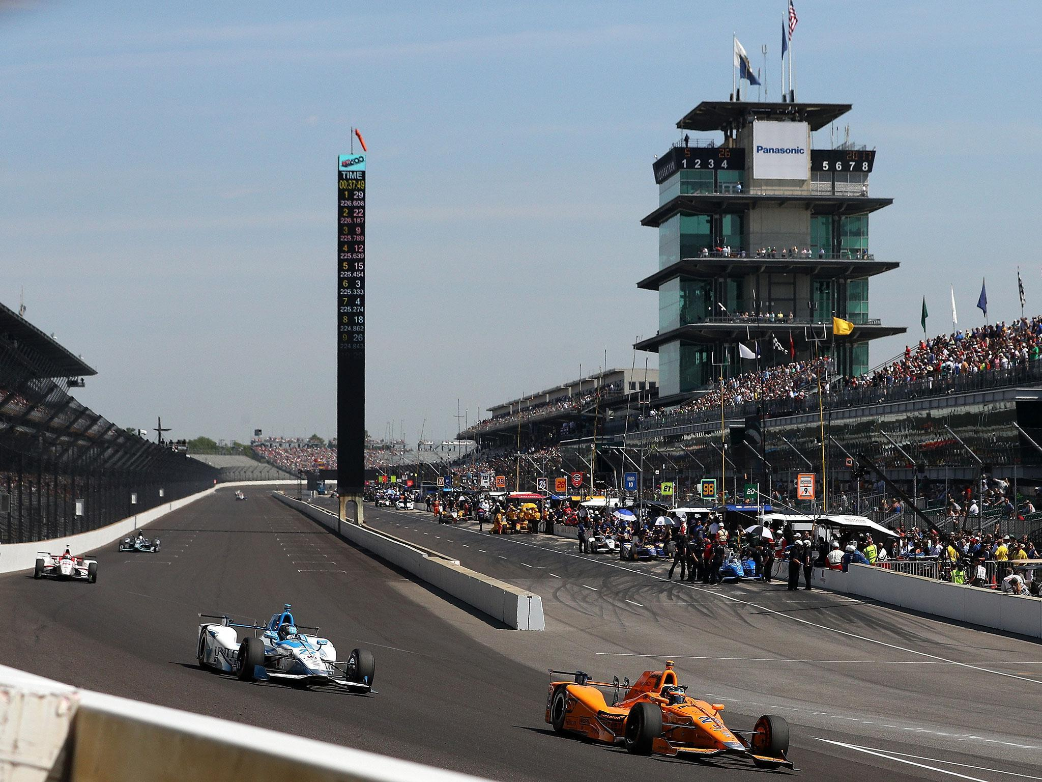 Indy 500 - latest news, breaking stories and comment - The Independent