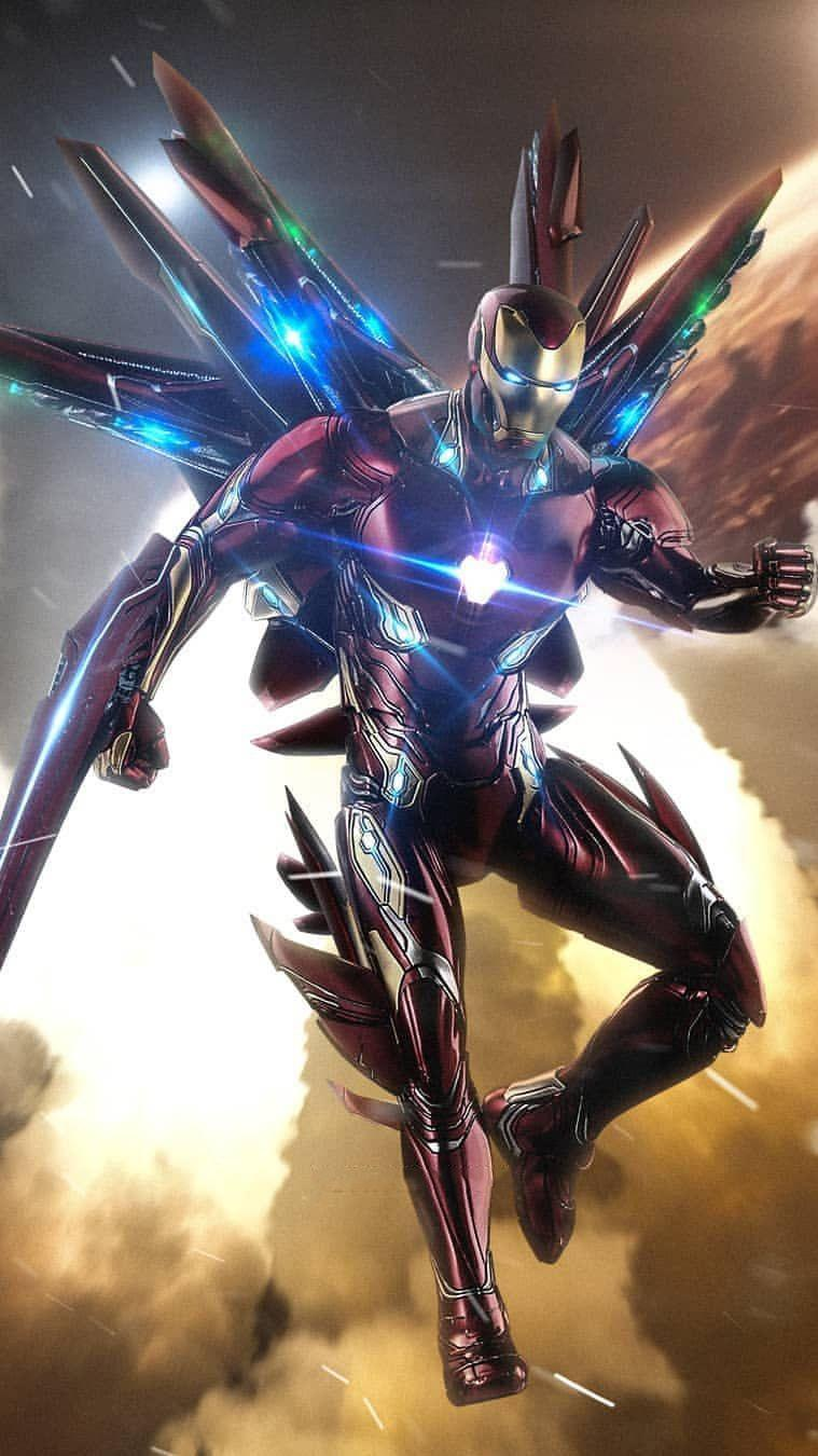 Download Avengers Endgame Iron Man Hd Wallpaper Cikimmcom