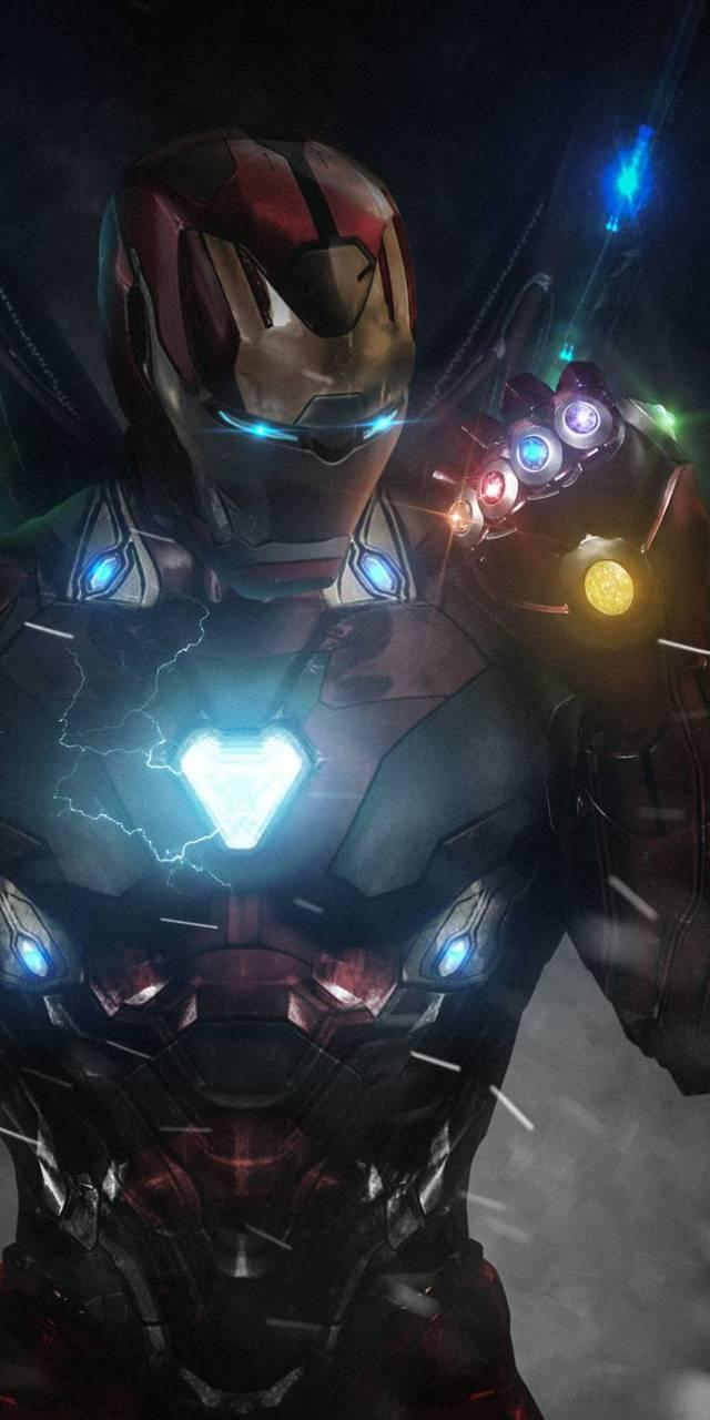Download Iron Man Endgame Wallpaper Hd For Iphone Cikimmcom