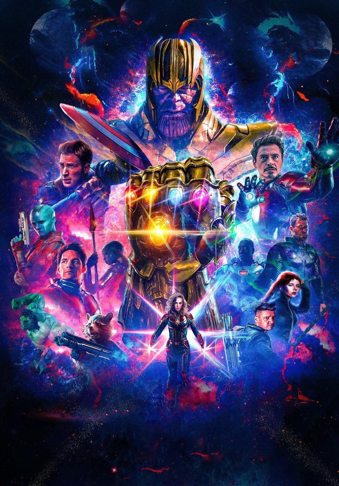 Iron Man Endgame Wallpapers Wallpaper Cave