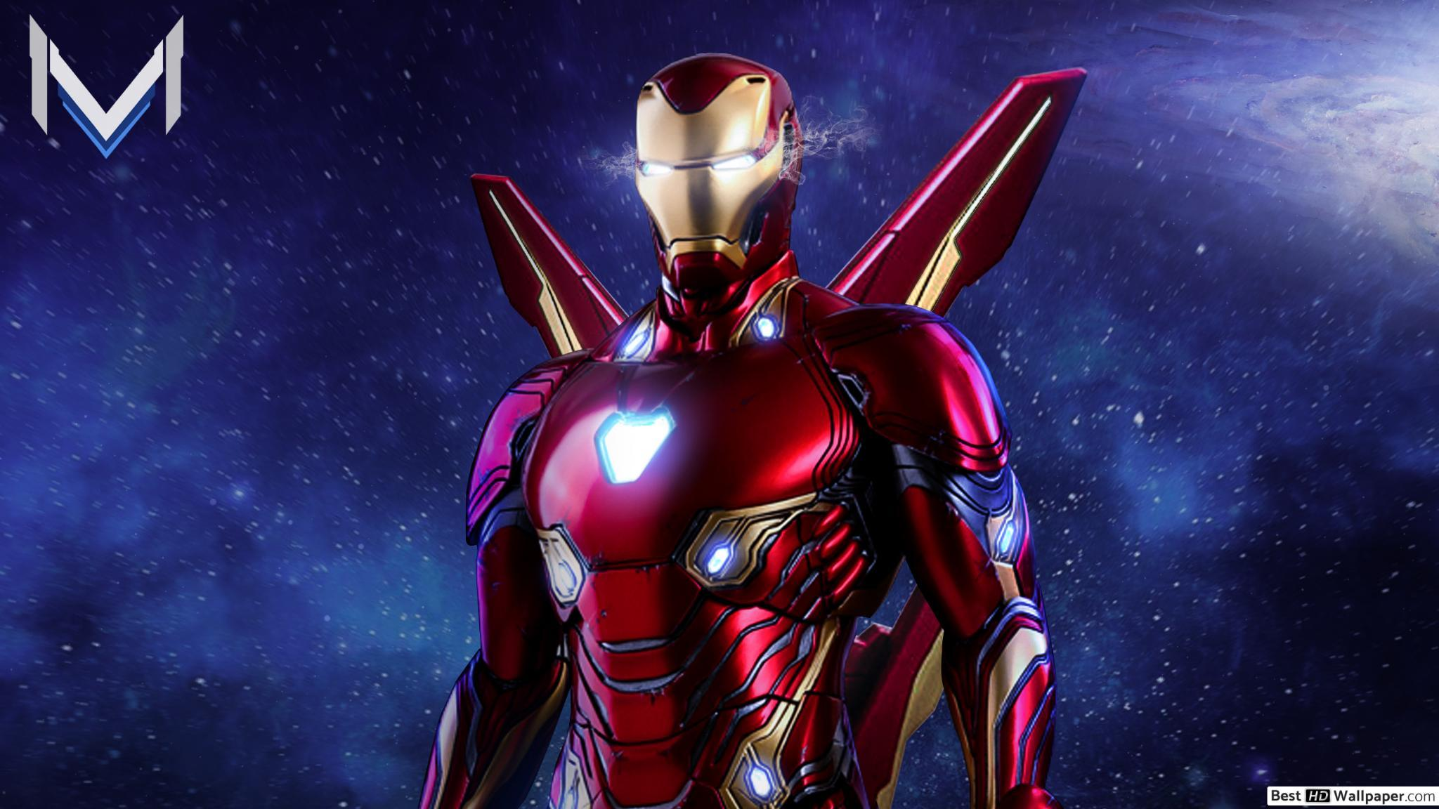 Download Avengers Endgame Iron Man HD Wallpaper Download