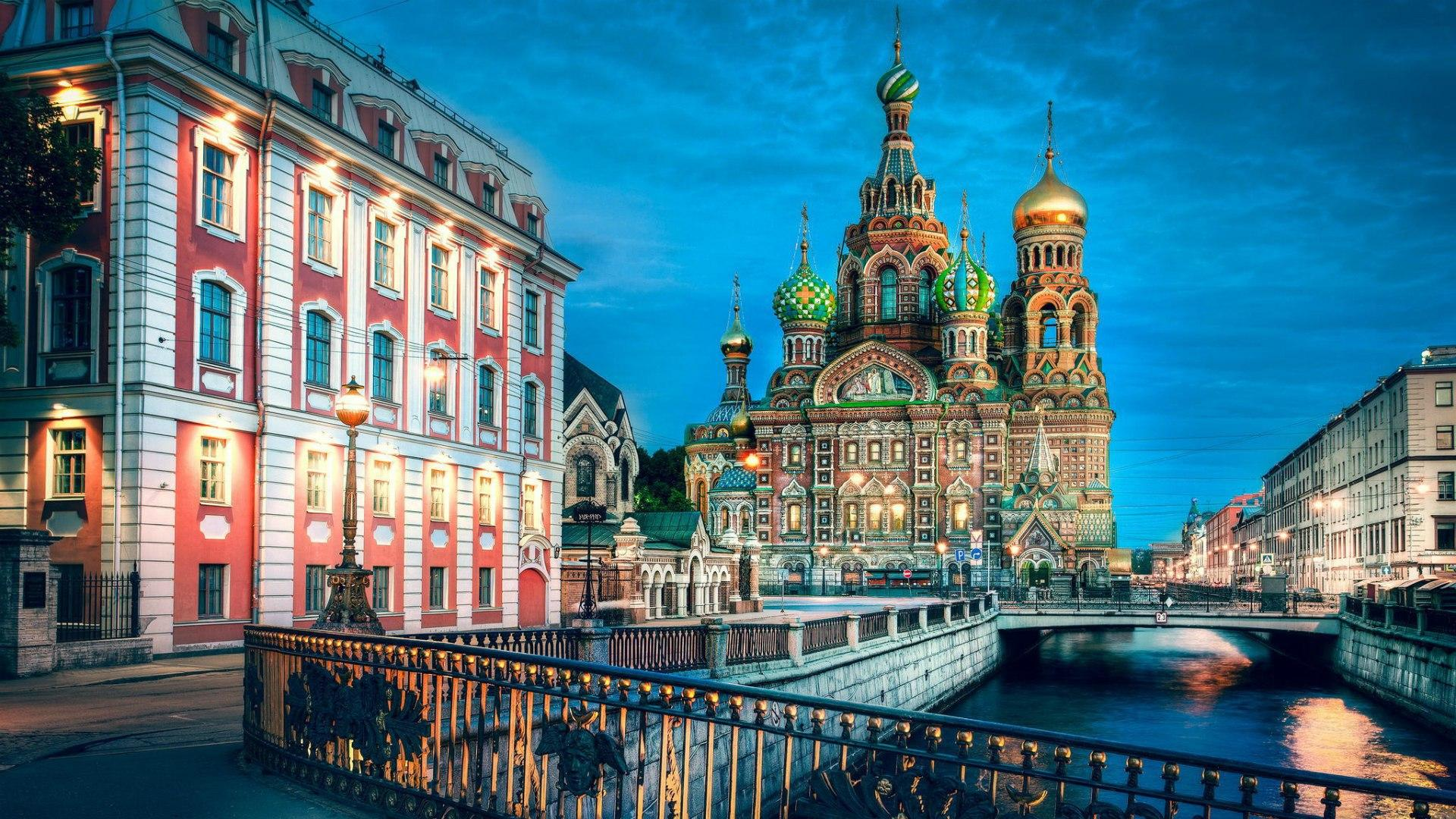 Saint Petersburg Wallpapers HD Backgrounds, Images, Pics, Photos ...