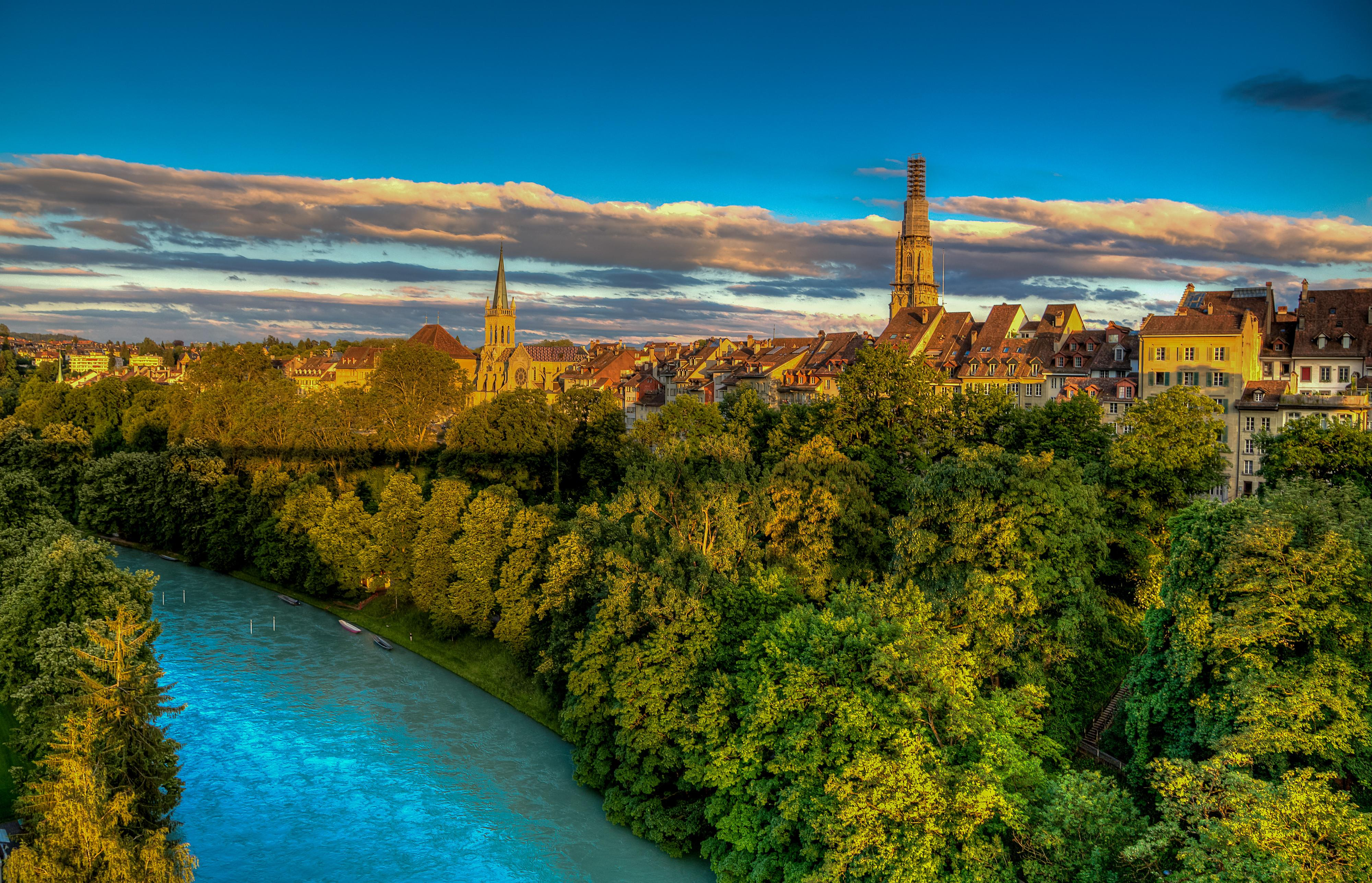 Bern, Switzerland 4k Ultra HD Wallpaper | Background Image ...