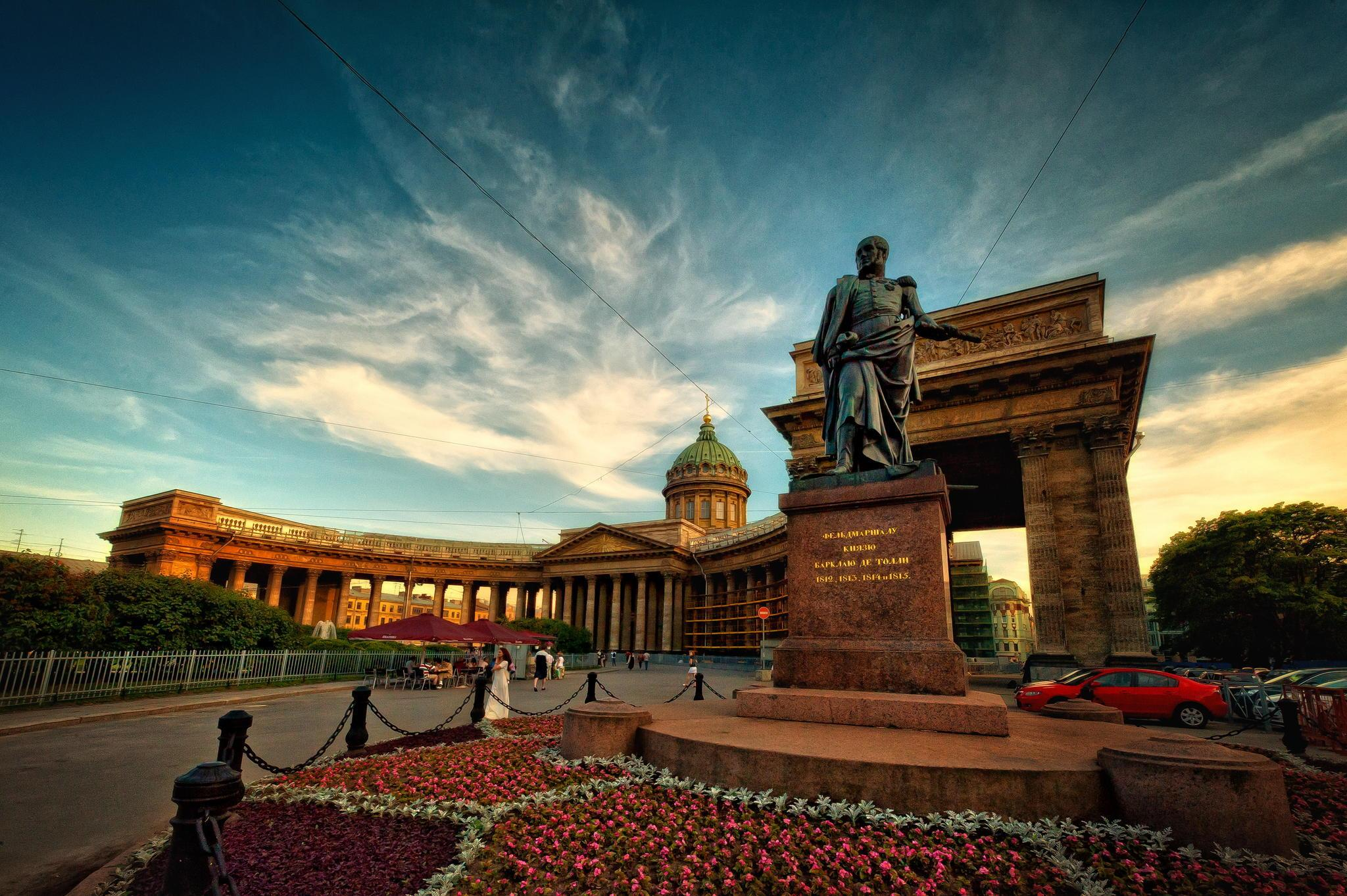 Saint Petersburg HD Wallpaper | Background Image | 2048x1363 | ID ...