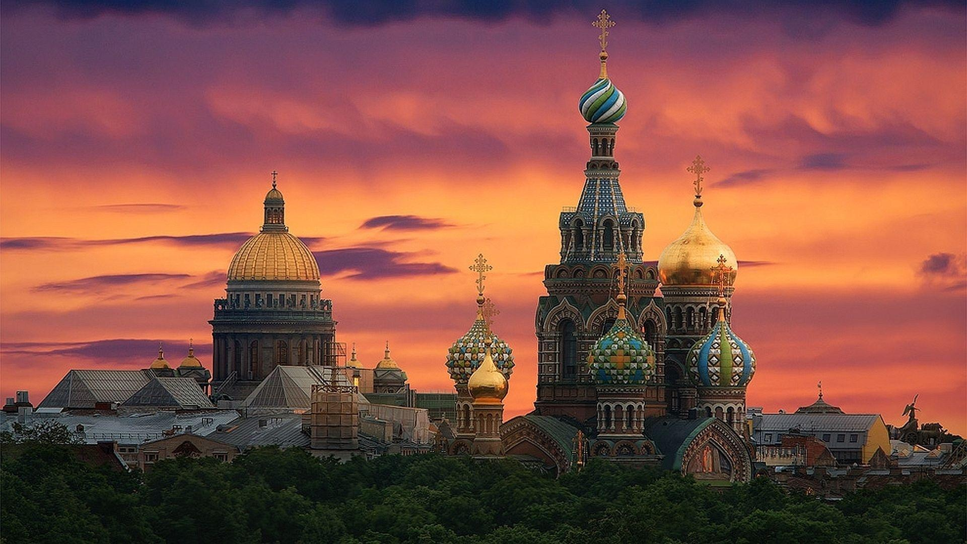 St. Petersburg HD Wallpapers for desktop download