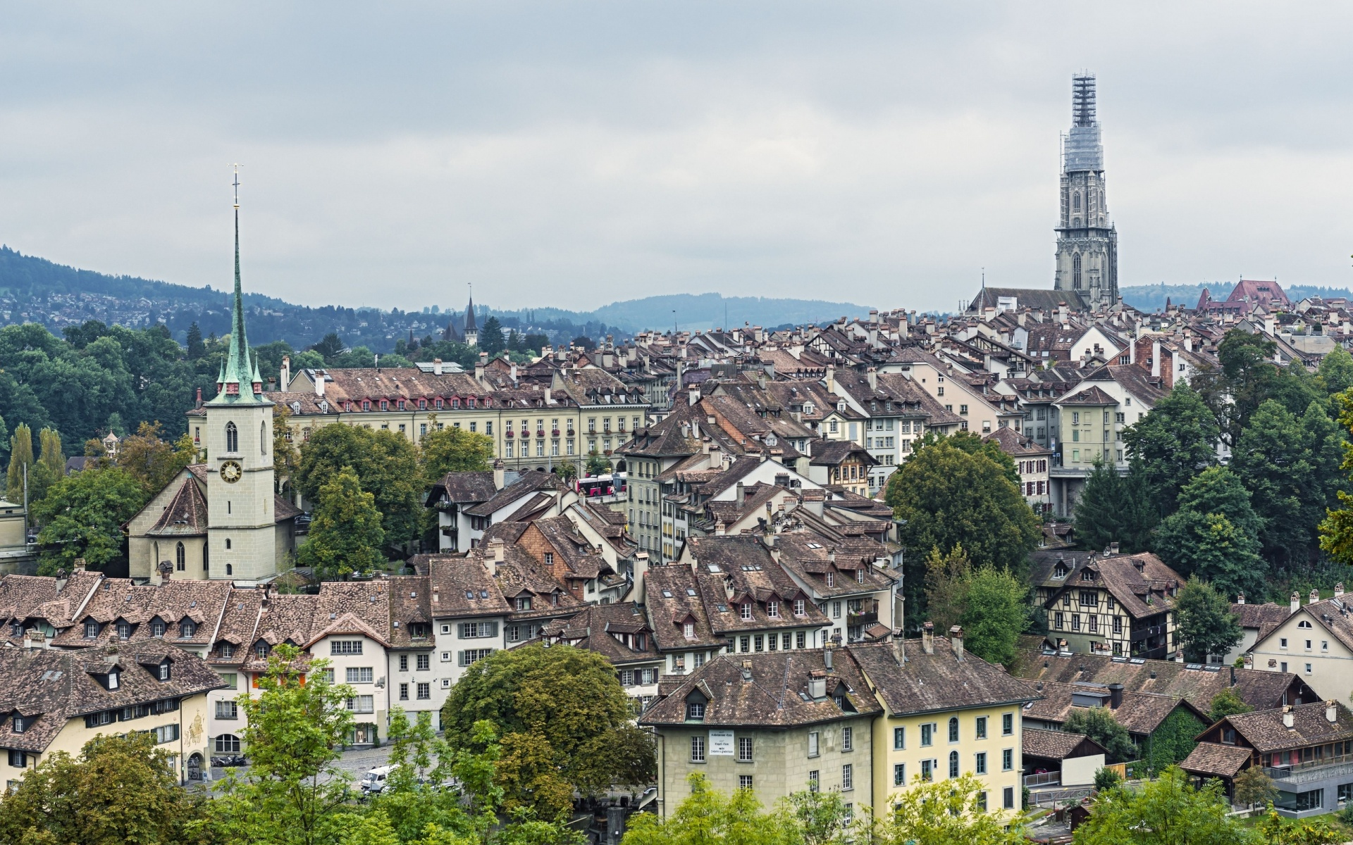 Bern Switzerland City Wallpapers - 1920x1200 - 1064757
