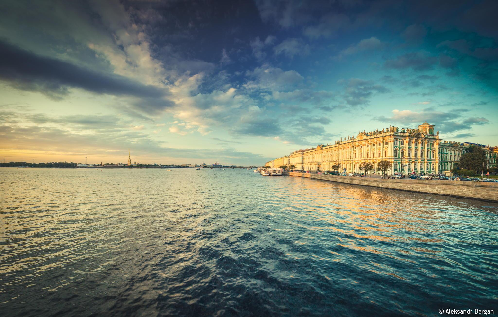 Saint Petersburg HD Wallpaper | Background Image | 2048x1304 | ID ...