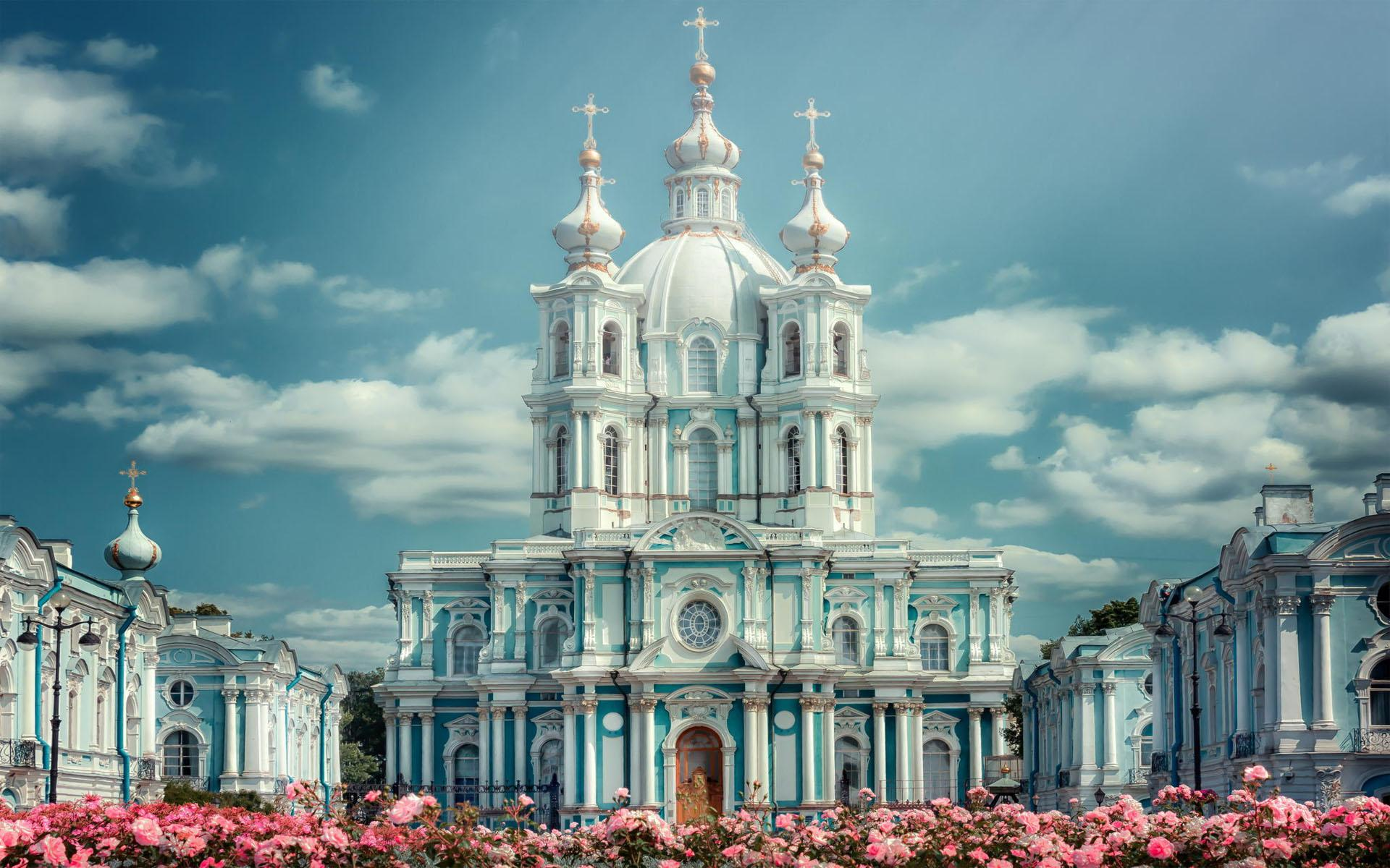 Architecture of St Petersburg HD wallpaper | HD Latest Wallpapers