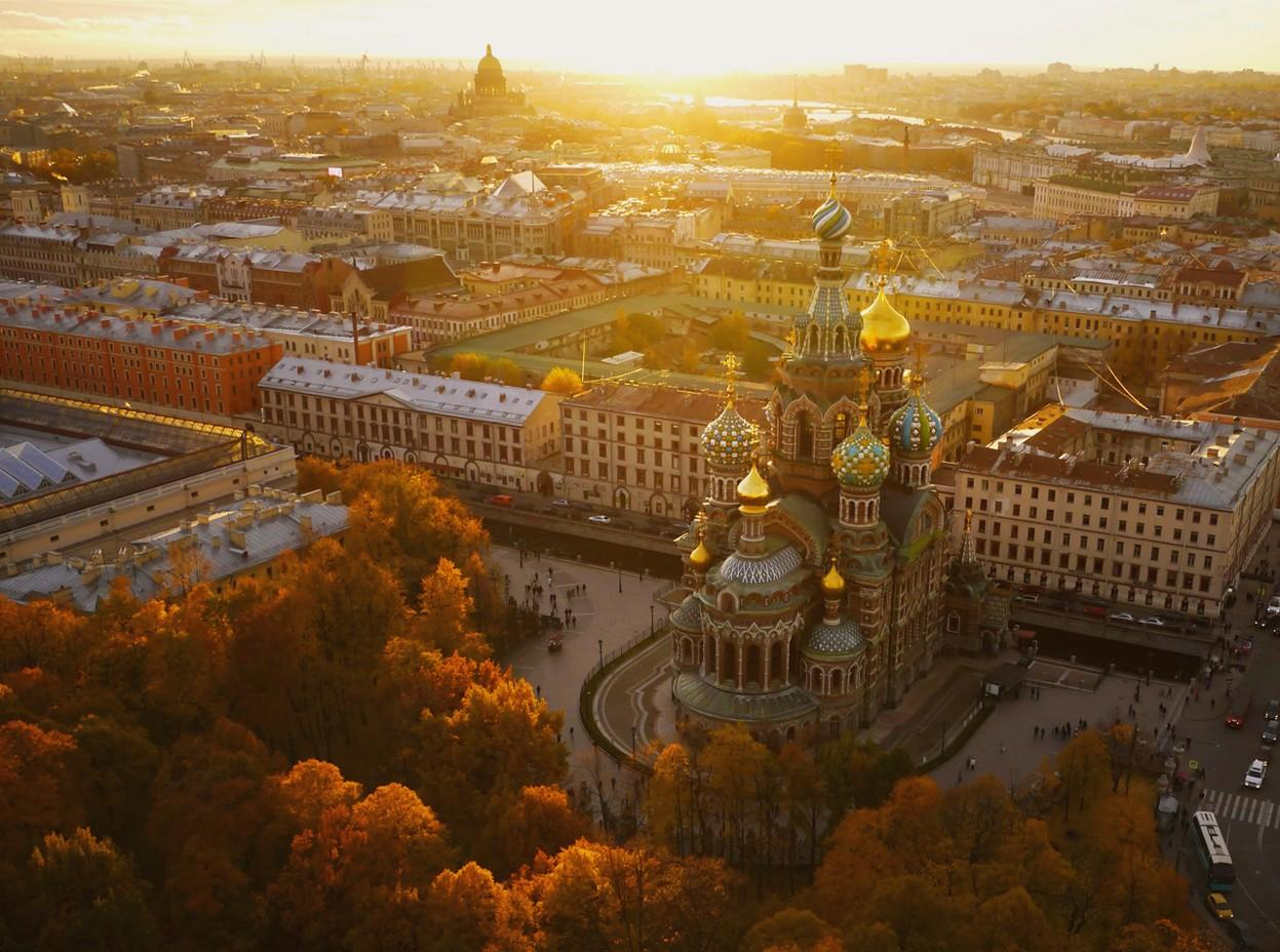 Saint-Petersburg Wallpapers HD Download