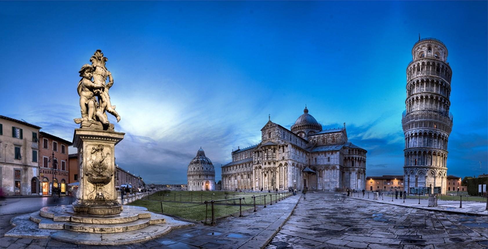 Toscana Tag wallpapers: Pisa Cathedral Italy Toscana HD Desktop