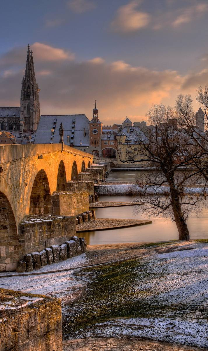 Regensburg Wallpaper by Samantha80 - 29 - Free on ZEDGE™