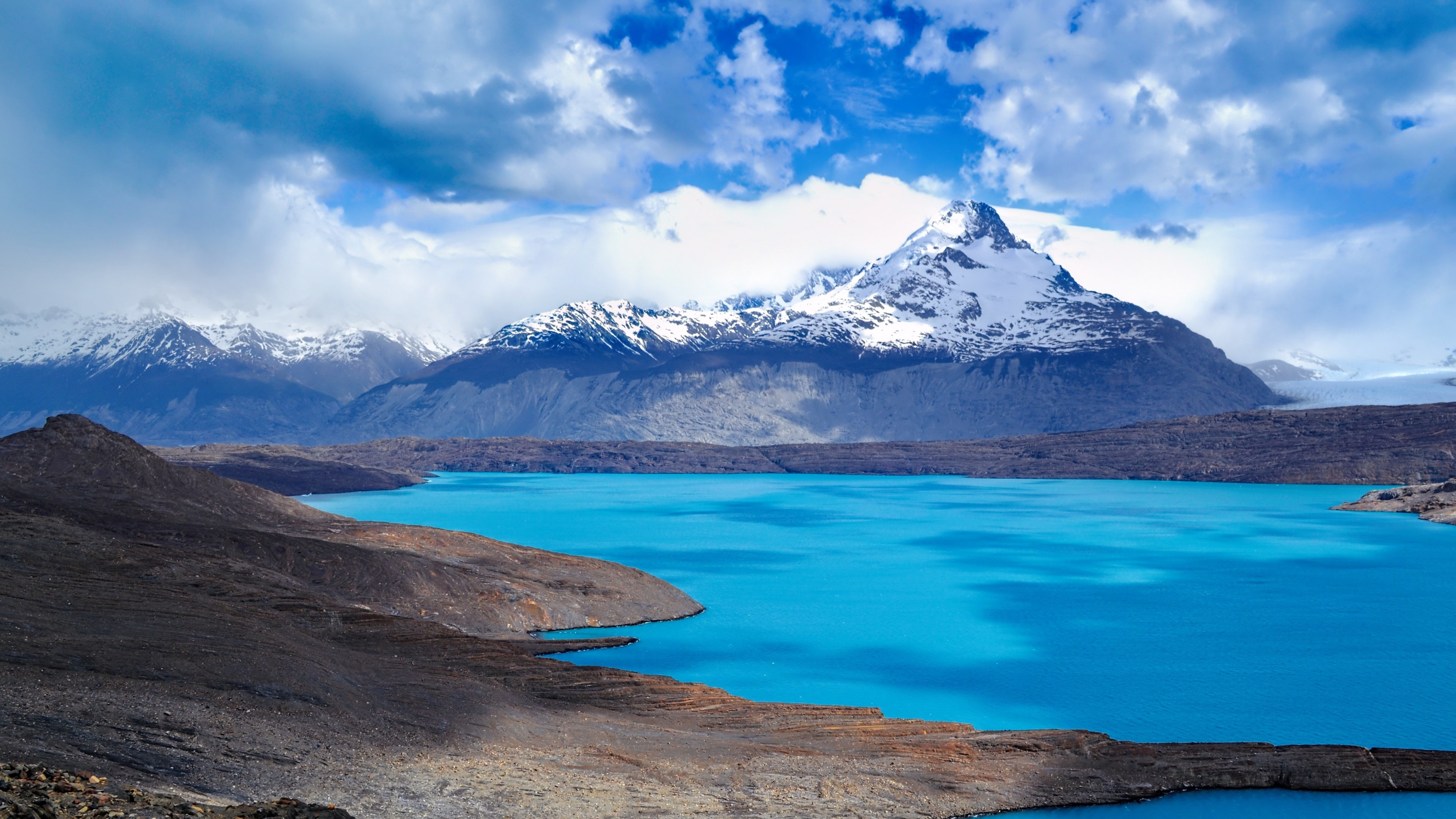 Upsala Glacier Argentina 4K Ultra HD wallpapers