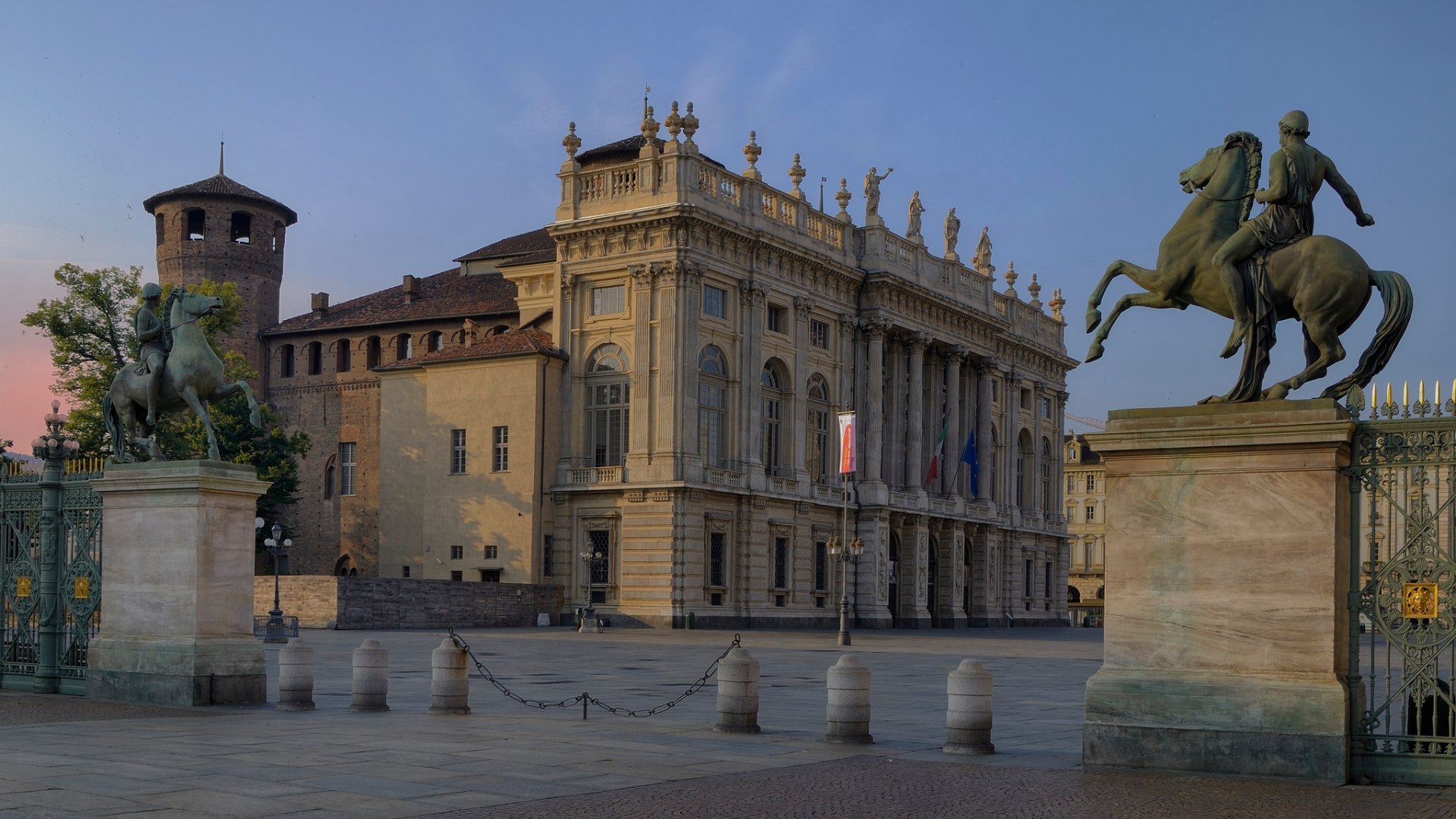 Palazzo Madama, Turin HD Wallpapers