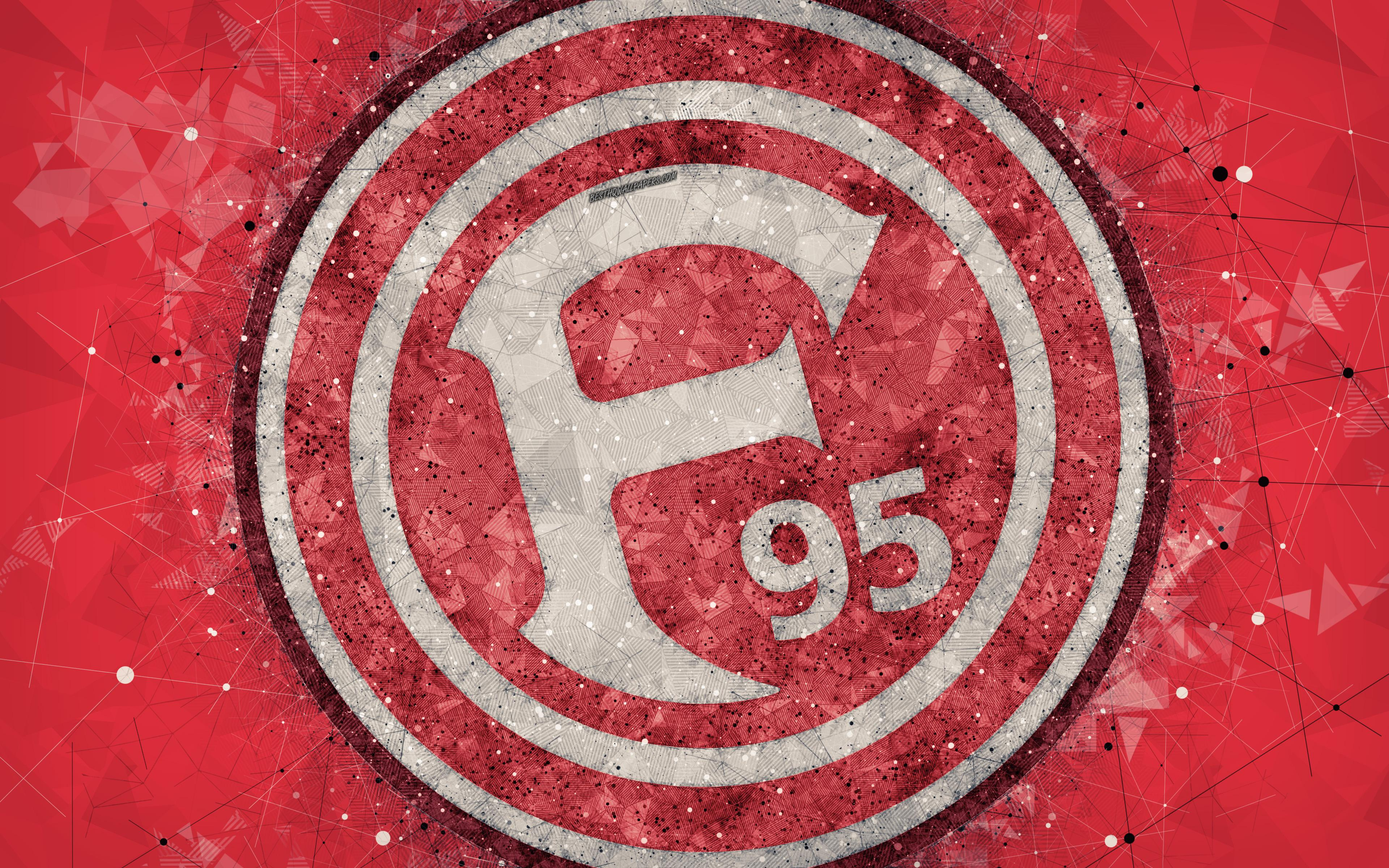 Download wallpapers Fortuna Dusseldorf FC, 4k, German football club ...