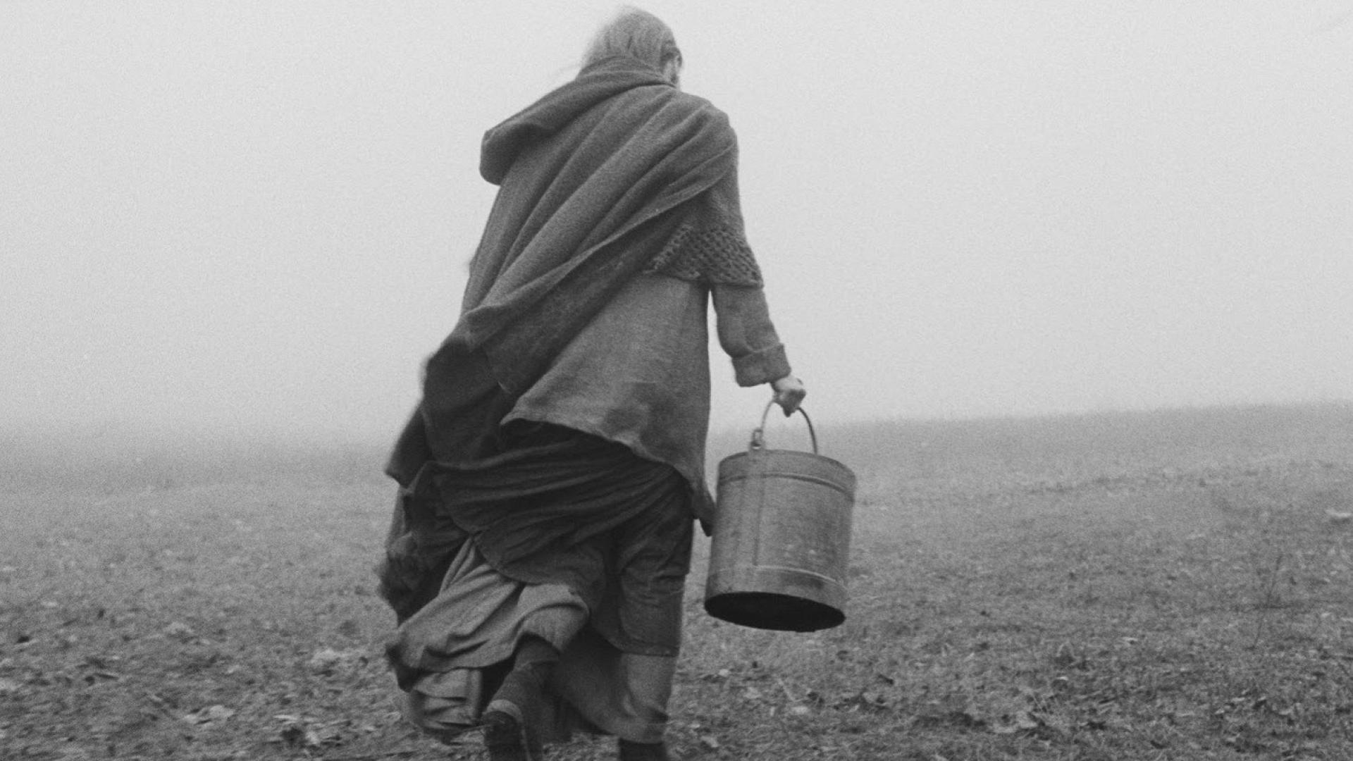 Monochrome bucket the turin horse béla tarr wallpapers