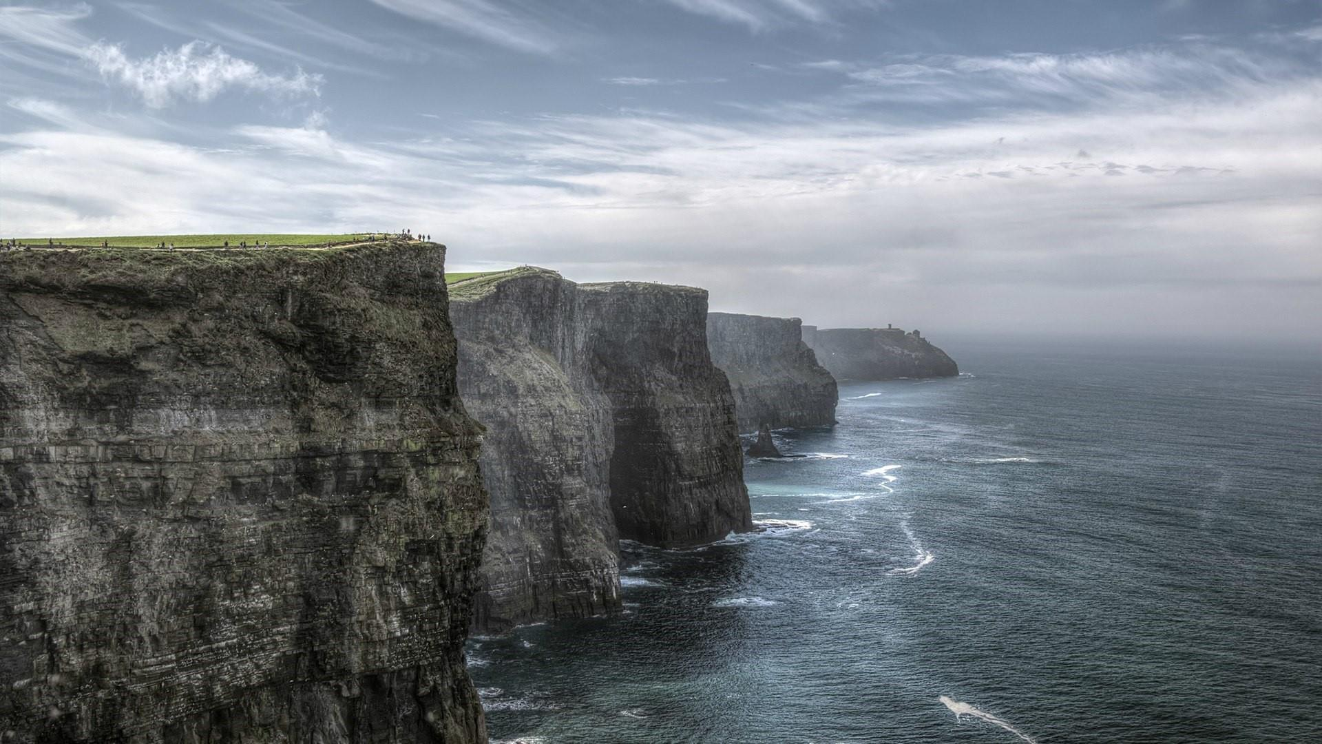 Cliffs of Moher Wallpapers and Background Images - stmed.net