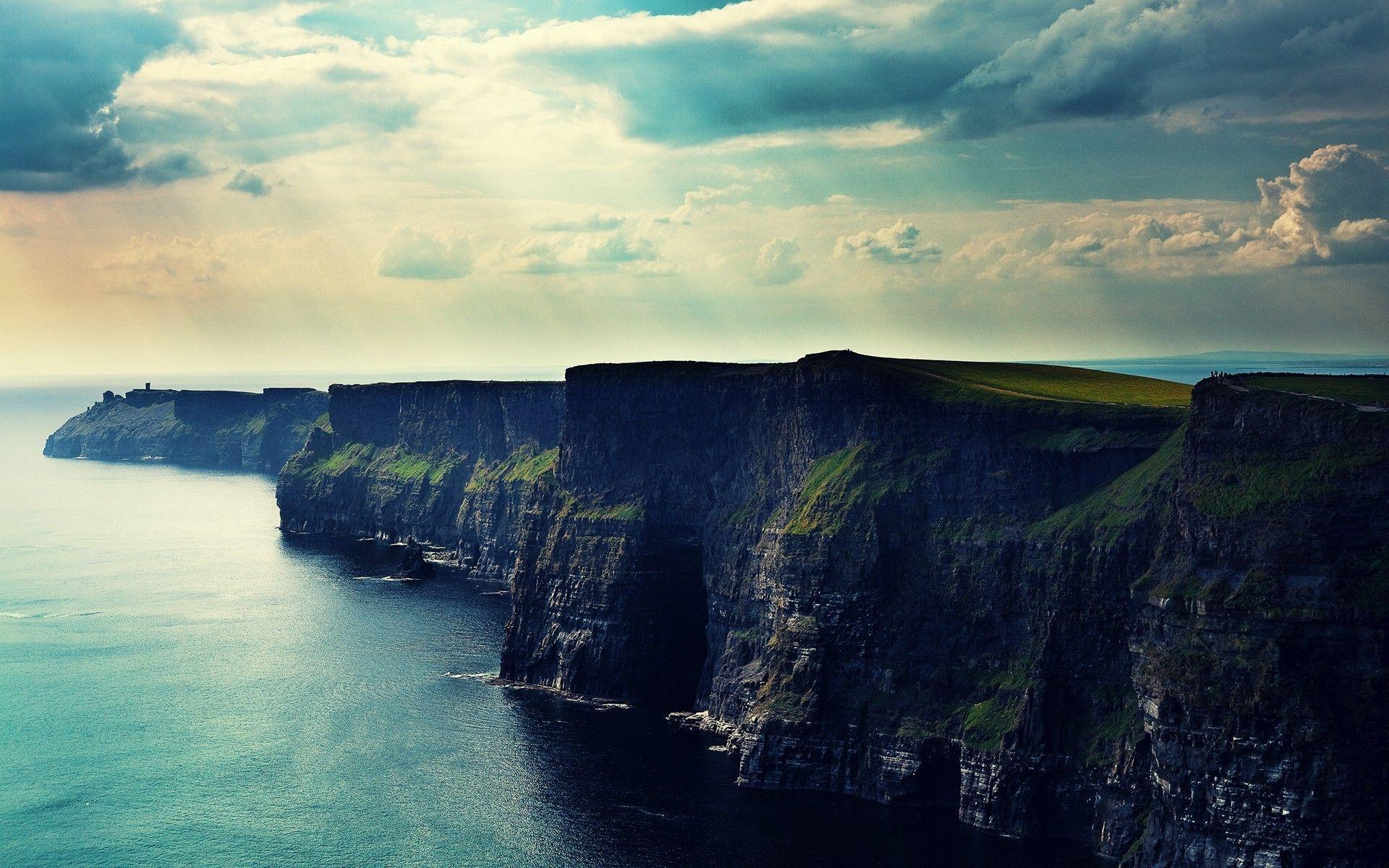Cliffs of Moher Wallpaper #4674 | Places of (P)Interest in 2019 ...