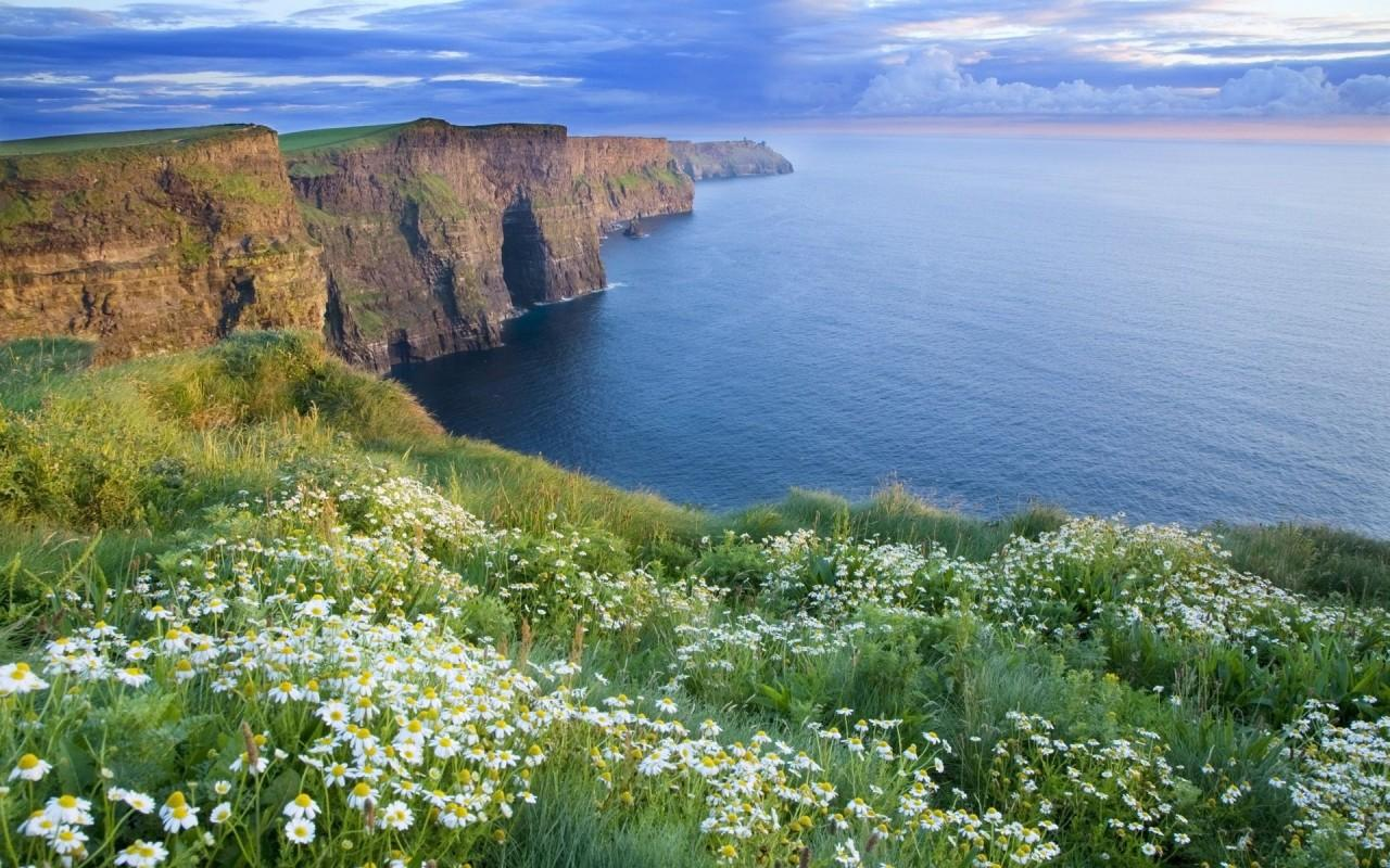 Amazing Cliffs Of Moher wallpapers | Amazing Cliffs Of Moher stock ...