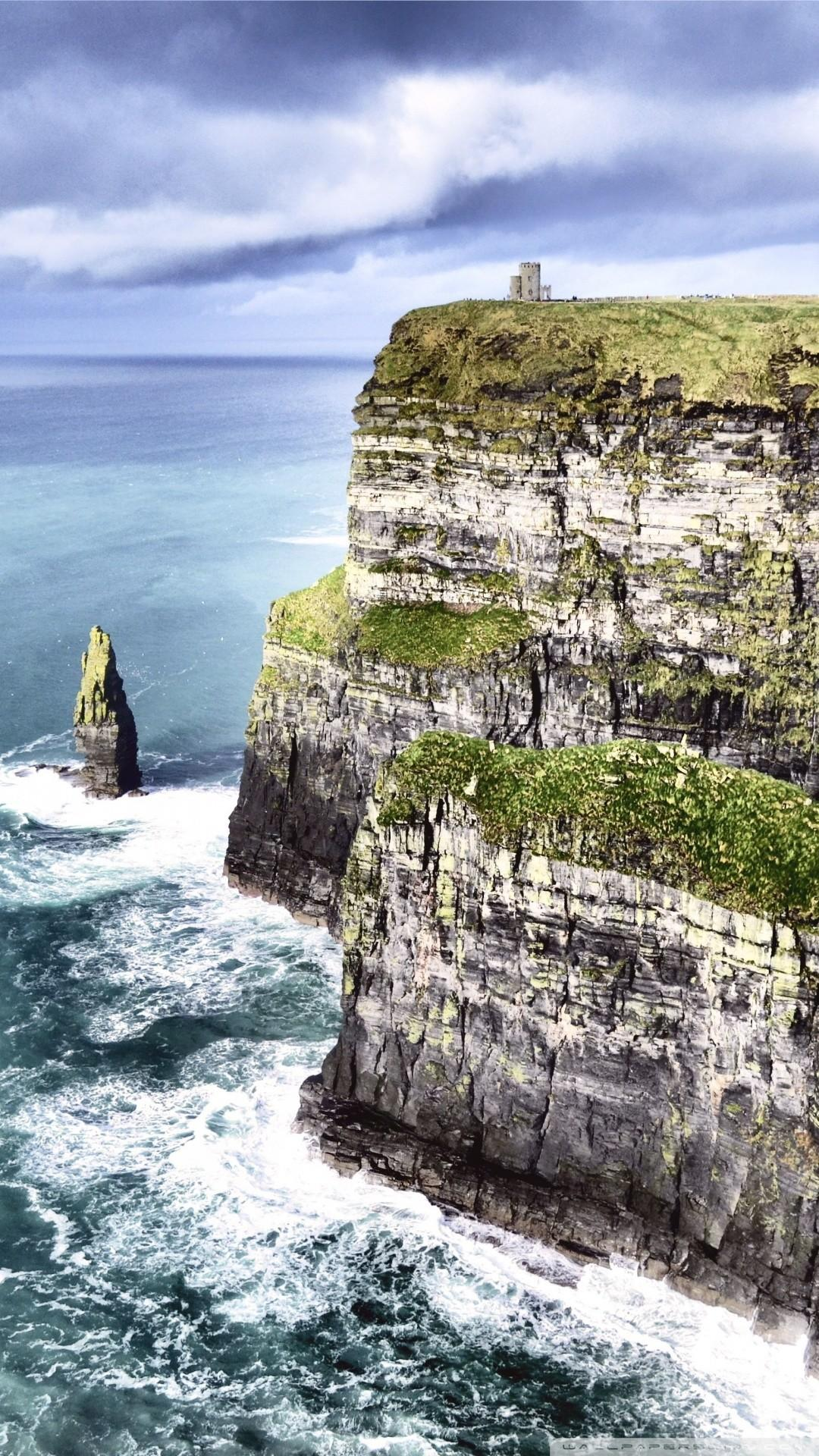 Cliffs of Moher Wallpaper (56+ images)