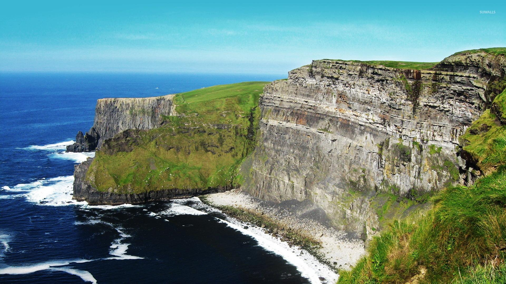 Cliffs of Moher wallpaper - Nature wallpapers - #3377