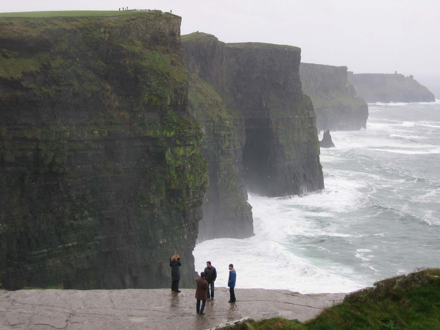 The dramatic Cliffs of Moher - Skibbereen EagleSkibbereen Eagle