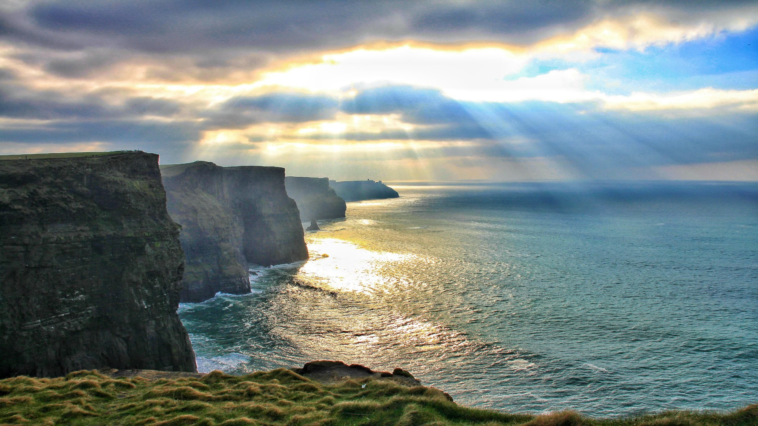 Cliffs of Moher Wallpapers ·①