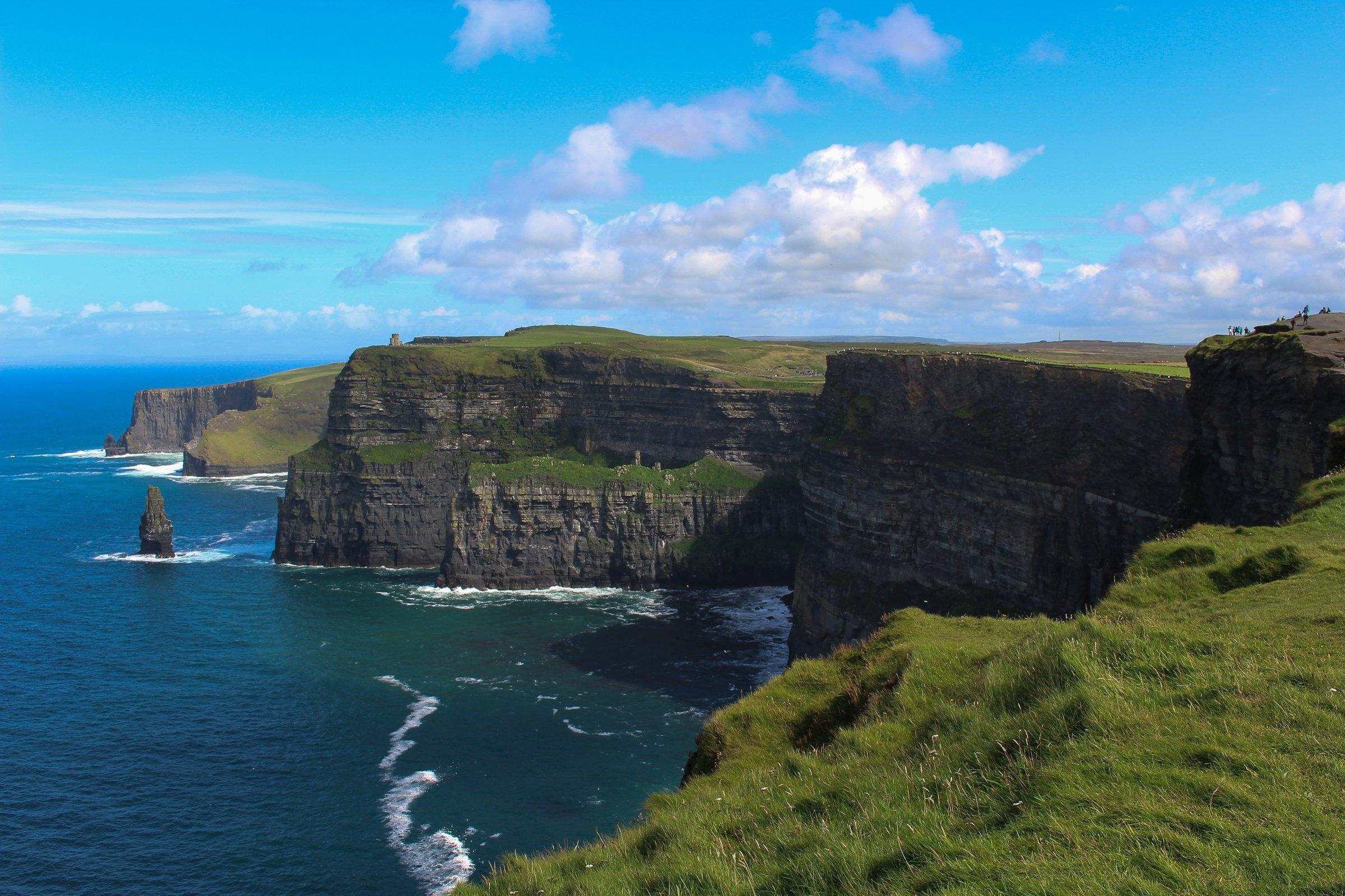 Cliffs of Moher Ireland wallpapers