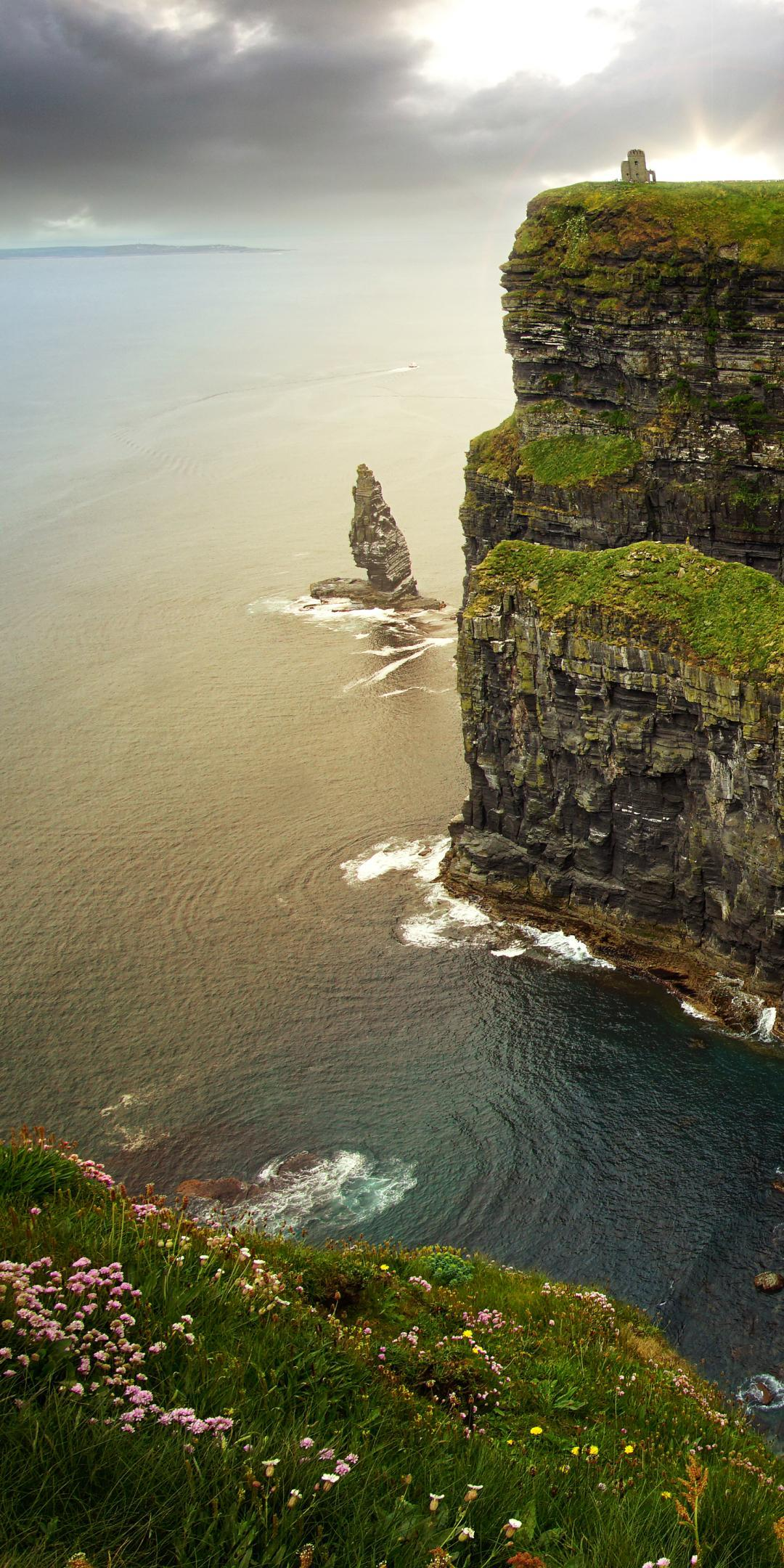 Earth/Cliffs Of Moher (1080x2160) Wallpaper ID: 739110 - Mobile Abyss