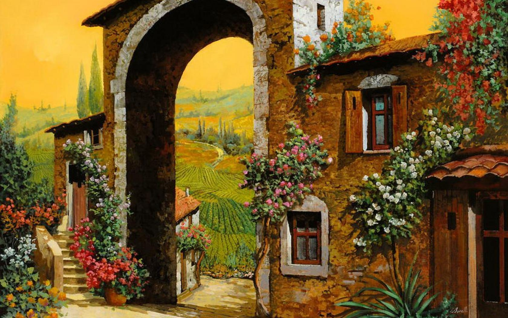 Tuscany wallpapers Gallery