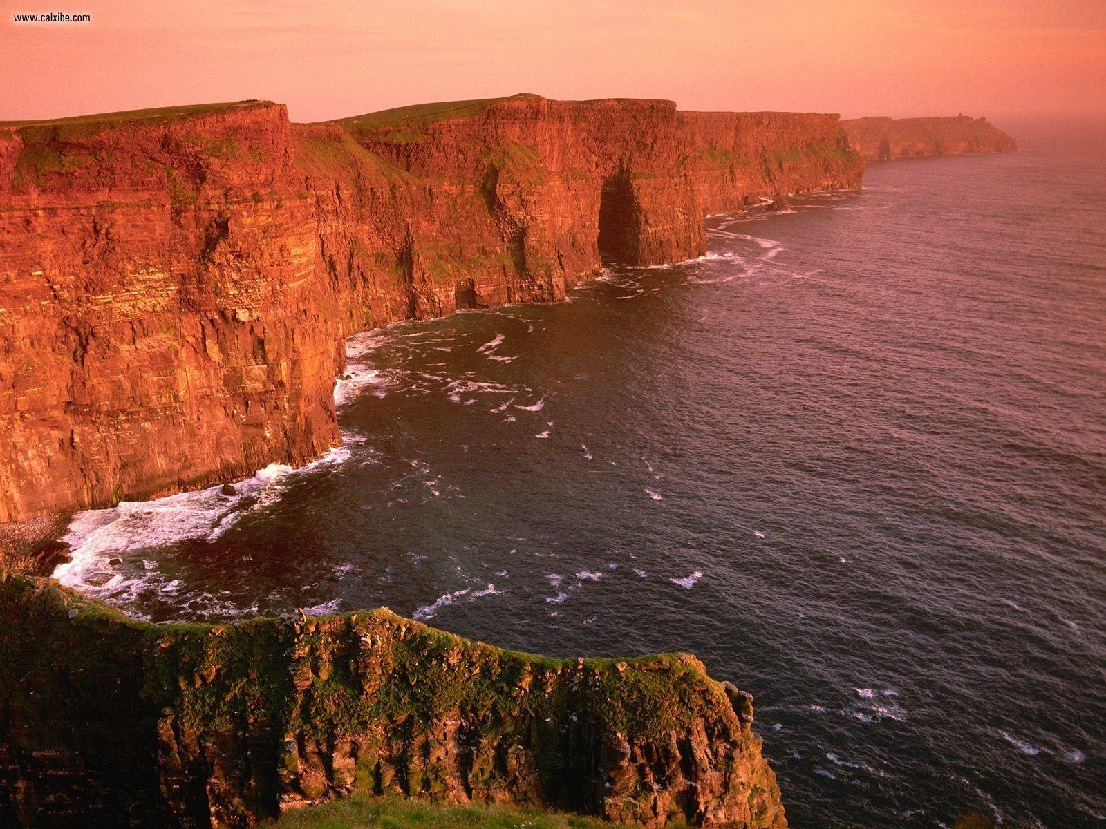 Nature: Cliffs Of Moher County Clare Ireland, picture nr. 19733