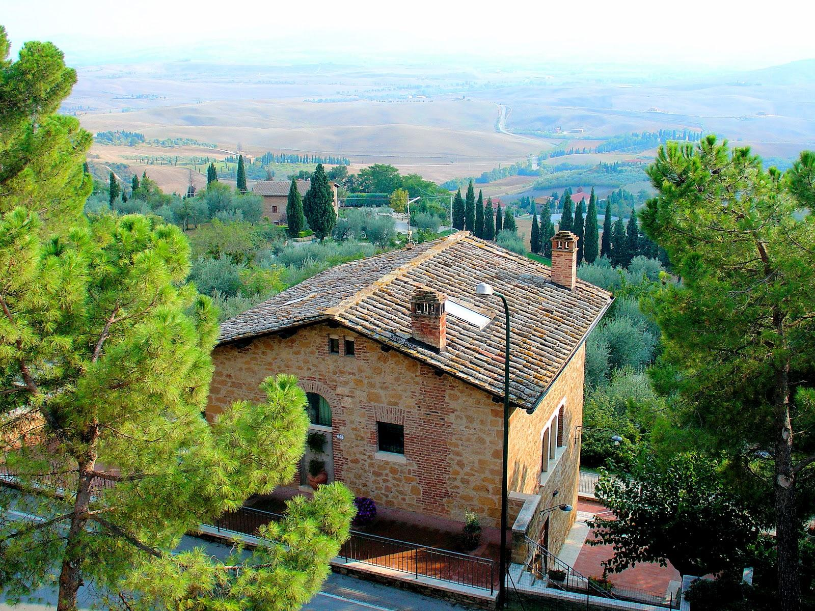 Pienza Tuscany Wallpapers 7