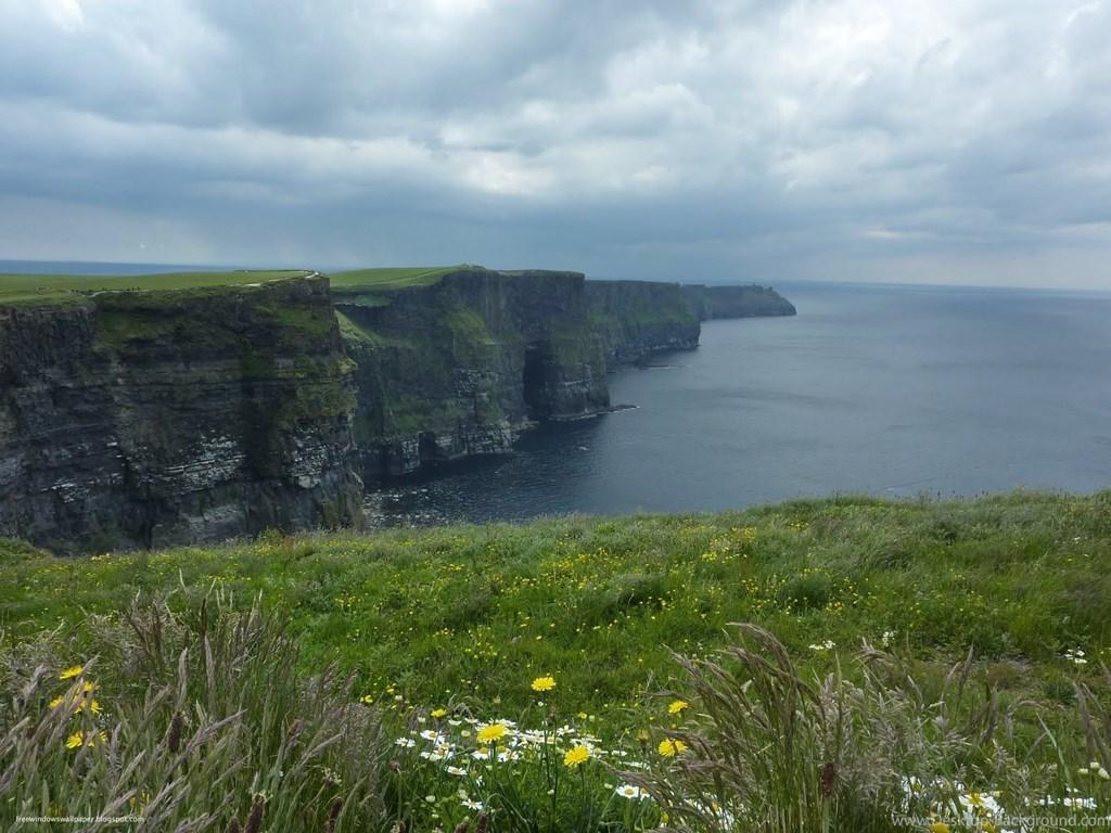 Cliffs Of Moher Wallpapers Wallpapers Cave Desktop Background