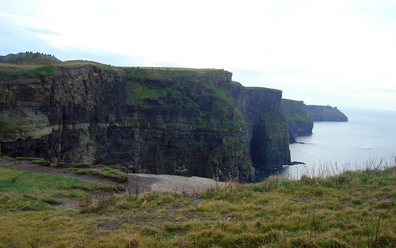 Galway Cliffs of Moher wallpapers | Galway Cliffs of Moher stock photos