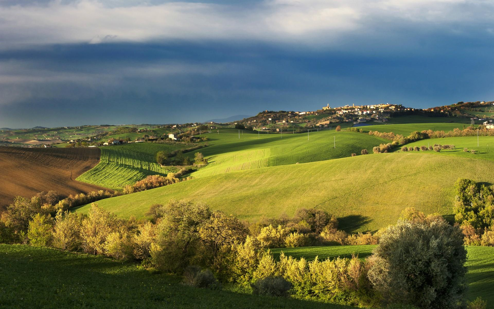 Images of Tuscan Countryside Wallpapers Hd - #CALTO
