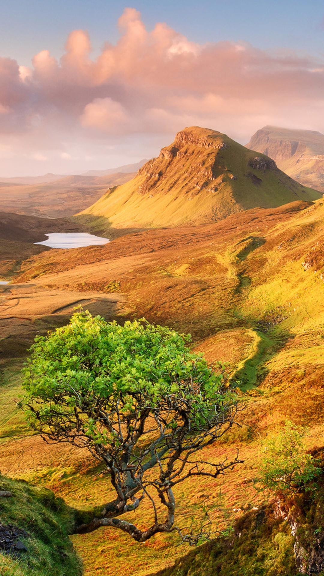 Trotternish Isle Of Skye Scotland iPhone 8 Wallpapers Download