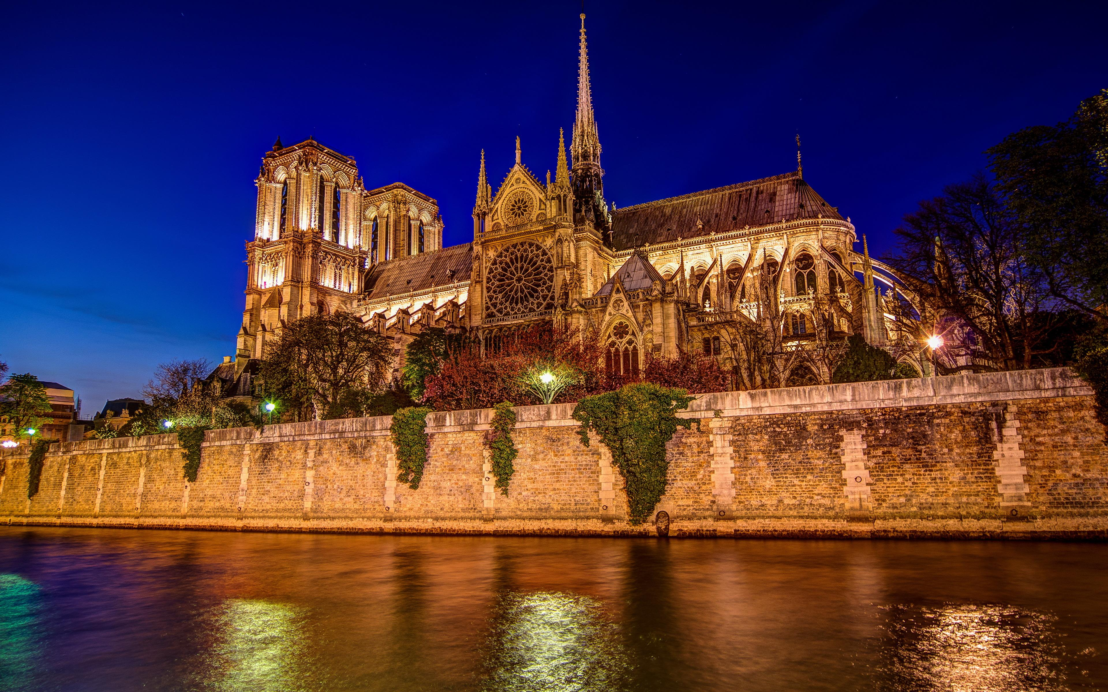 Notre-Dame Cathedral Wallpapers - Wallpaper Cave
