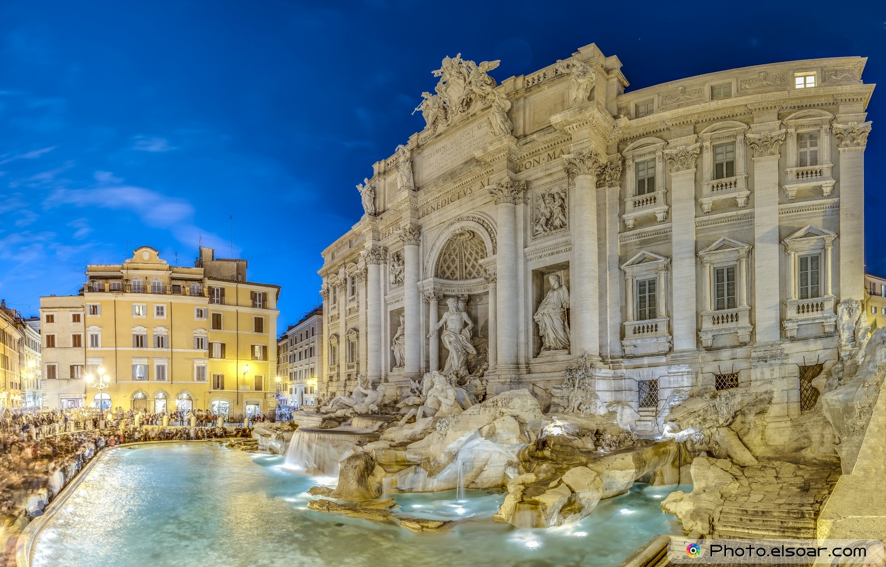 Trevi Fountain Wallpapers 14