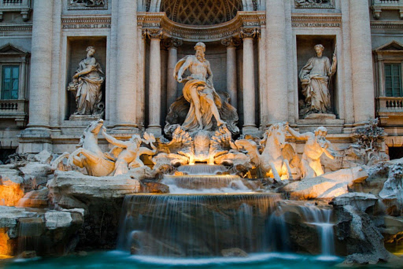 Trevi Fountain Wallpapers 19