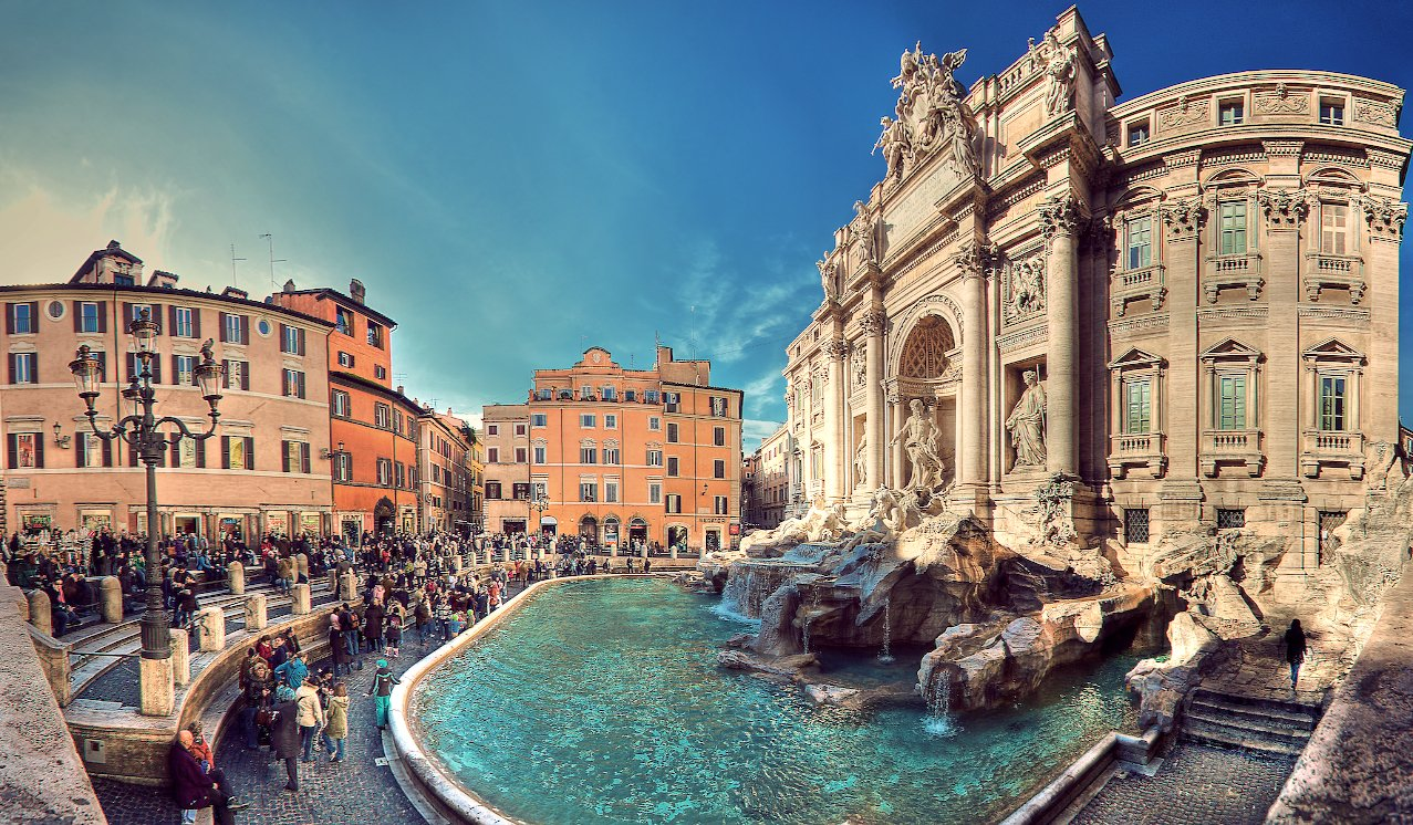 Trevi Fountain Wallpapers 13
