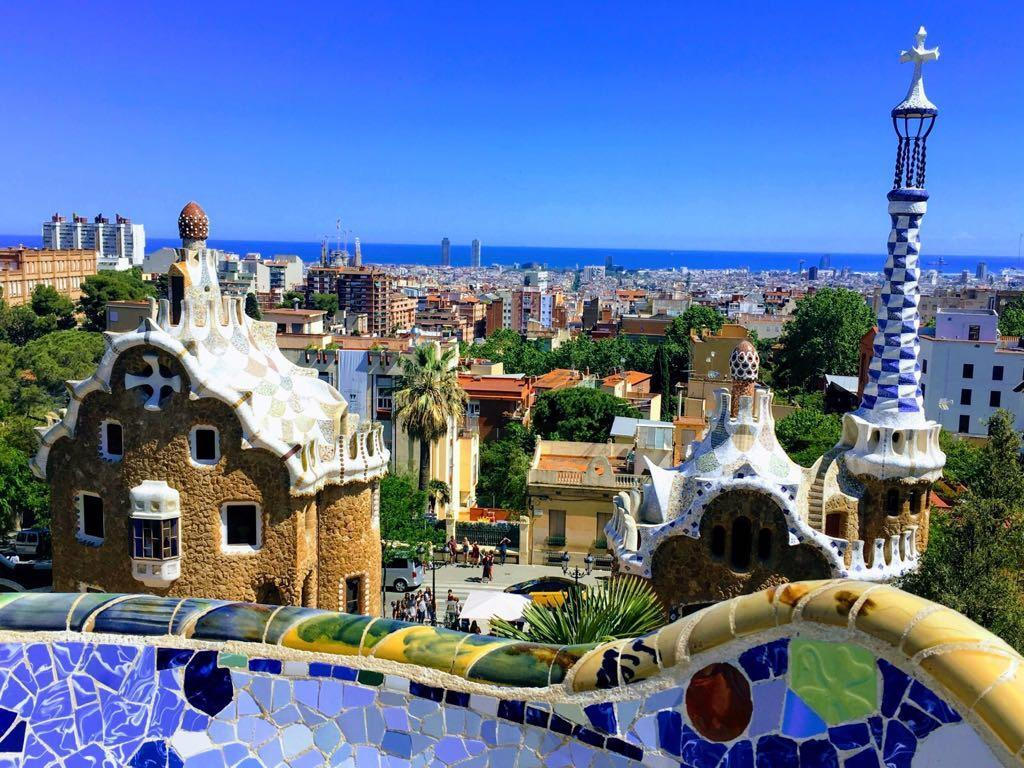 Barcelona was the most picturesque big city I've ever been to! : travel