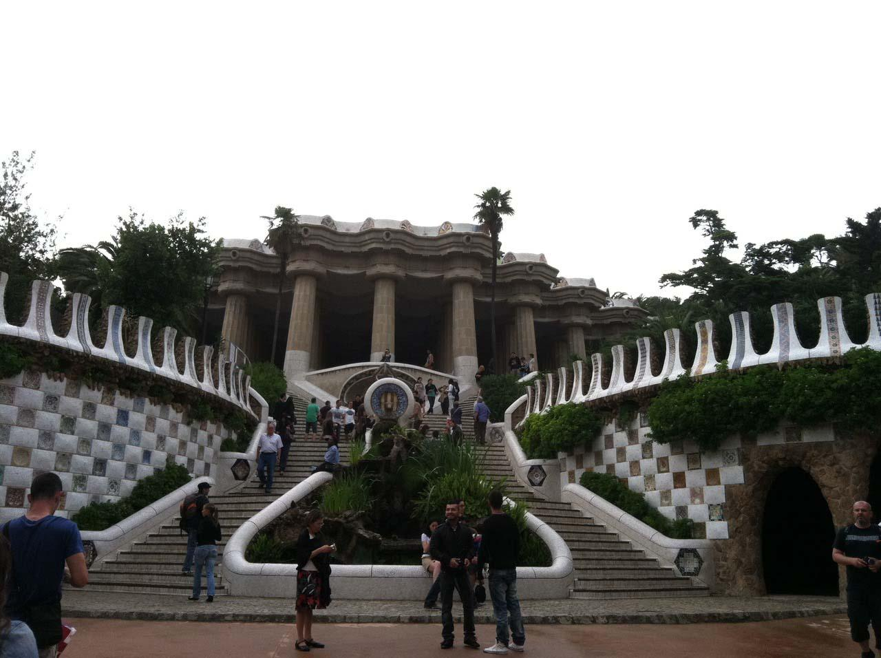 Park Guell Wallpapers for Mobile